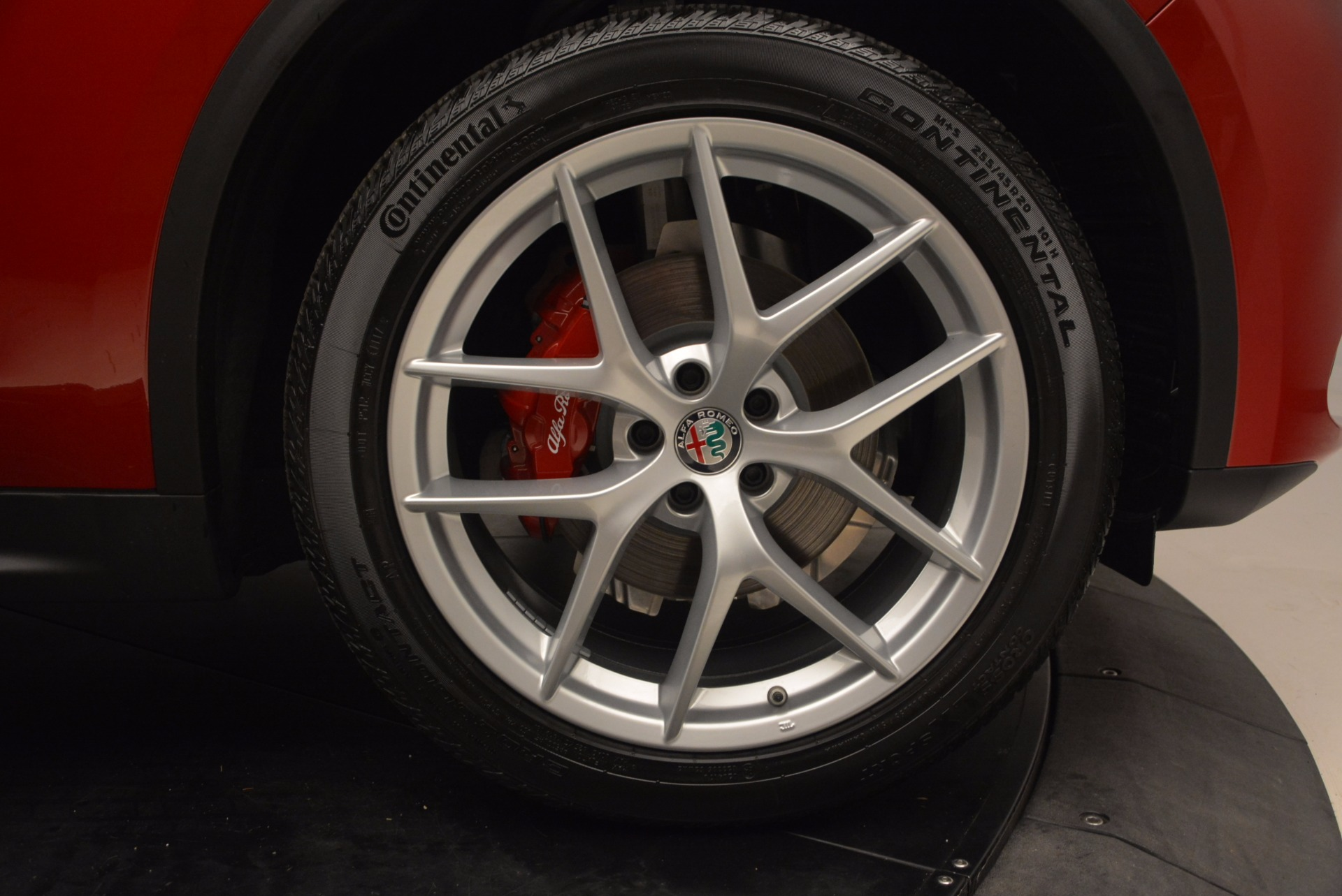 New 2018 Alfa Romeo Stelvio Ti Sport Q4 For Sale In Greenwich, CT 1732_p25