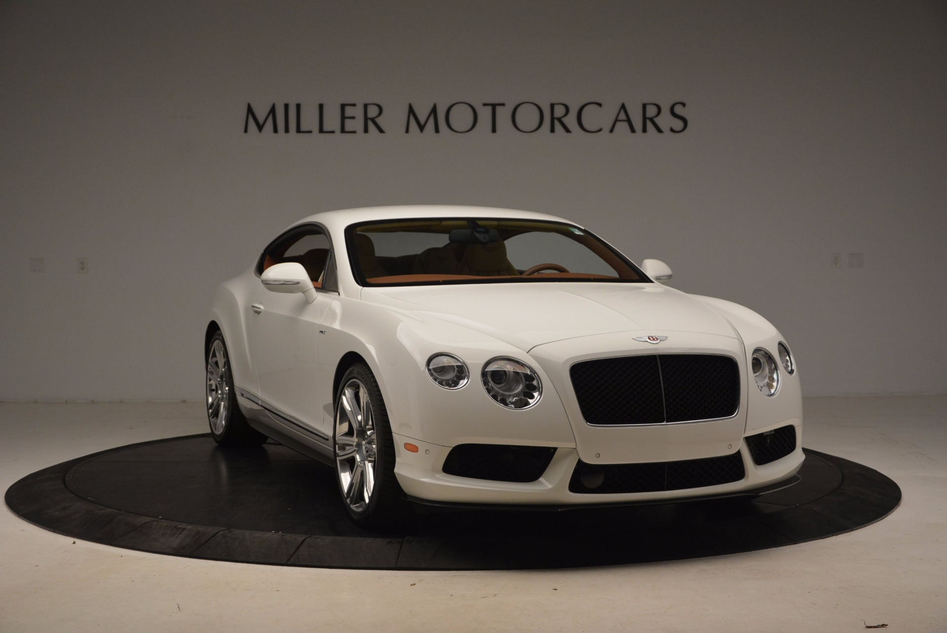 Used 2014 Bentley Continental GT V8 S For Sale In Greenwich, CT 1733_p11