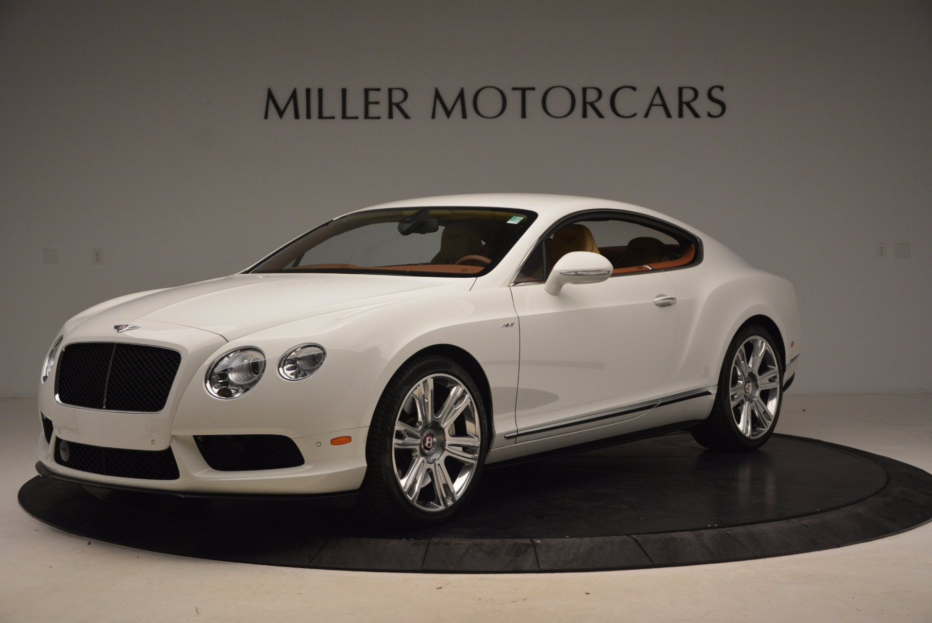 Used 2014 Bentley Continental GT V8 S For Sale In Greenwich, CT 1733_p2
