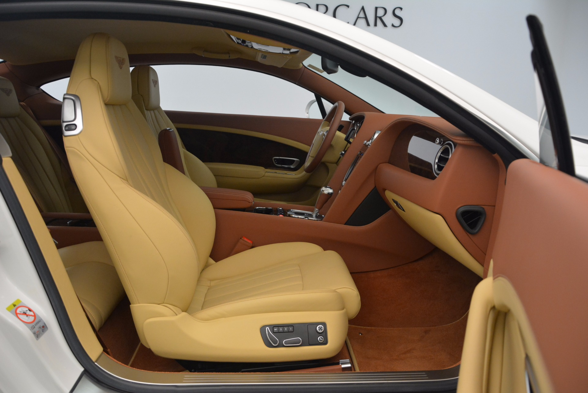 Used 2014 Bentley Continental GT V8 S For Sale In Greenwich, CT 1733_p41