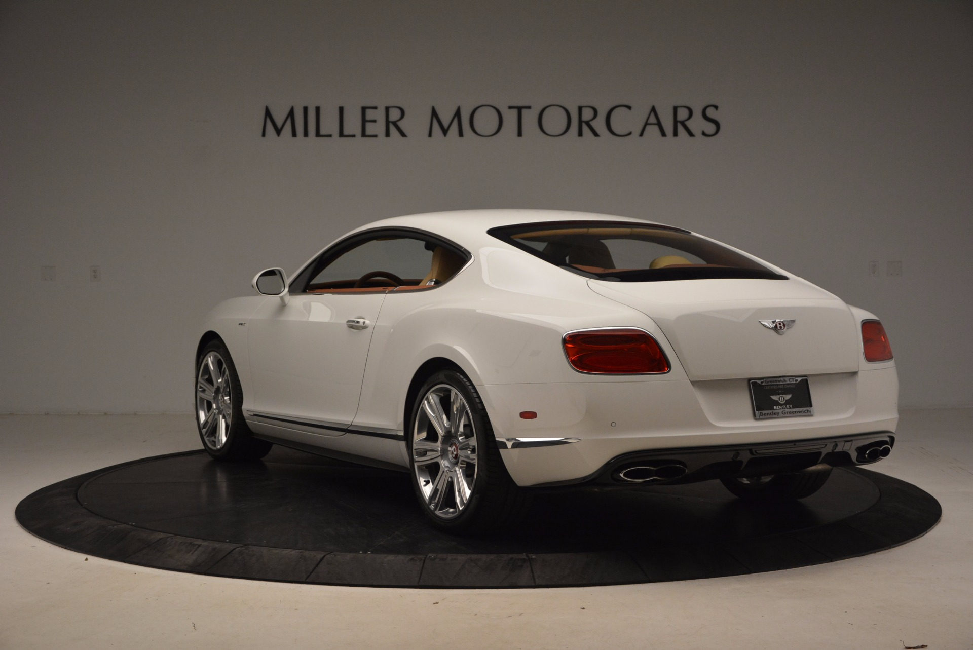 Used 2014 Bentley Continental GT V8 S For Sale In Greenwich, CT 1733_p4