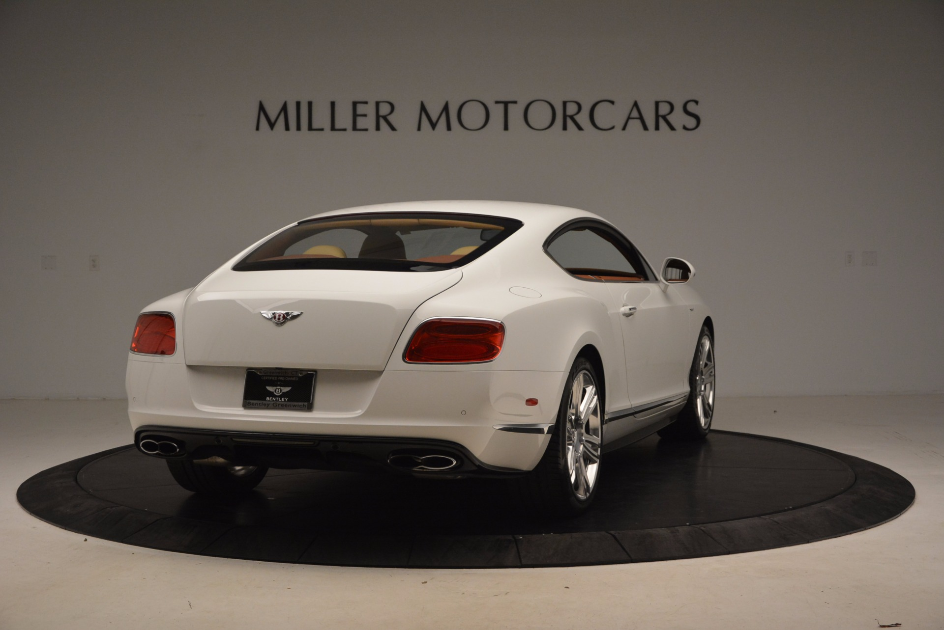 Used 2014 Bentley Continental GT V8 S For Sale In Greenwich, CT 1733_p7