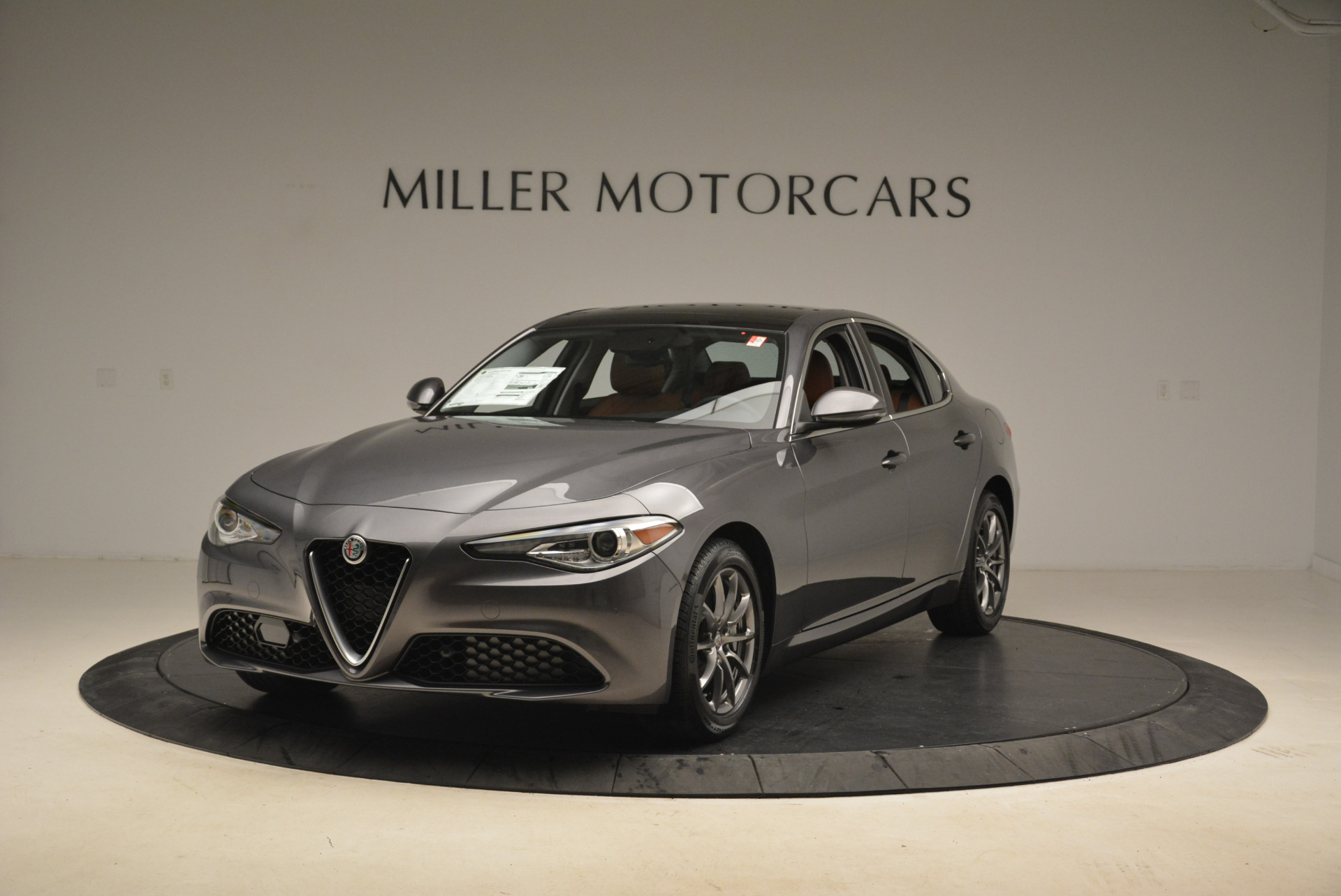 New 2018 Alfa Romeo Giulia Q4 For Sale In Greenwich, CT 1737_main