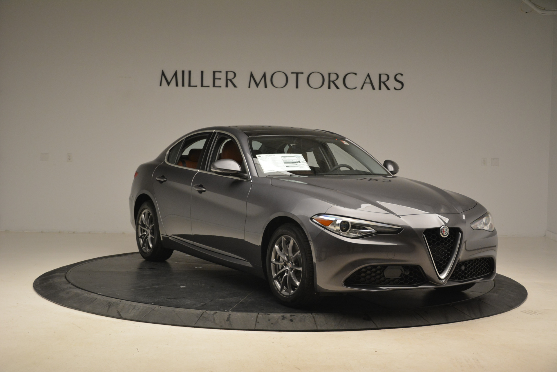 New 2018 Alfa Romeo Giulia Q4 For Sale In Greenwich, CT 1737_p11
