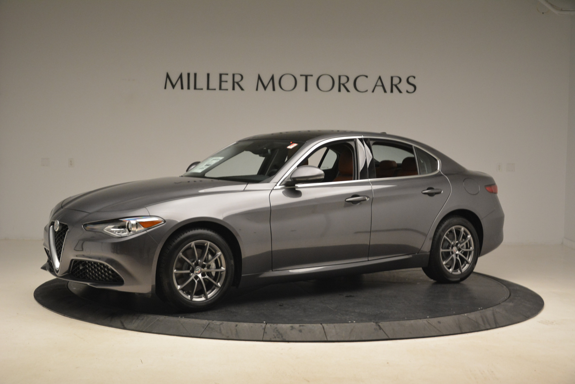New 2018 Alfa Romeo Giulia Q4 For Sale In Greenwich, CT 1737_p2