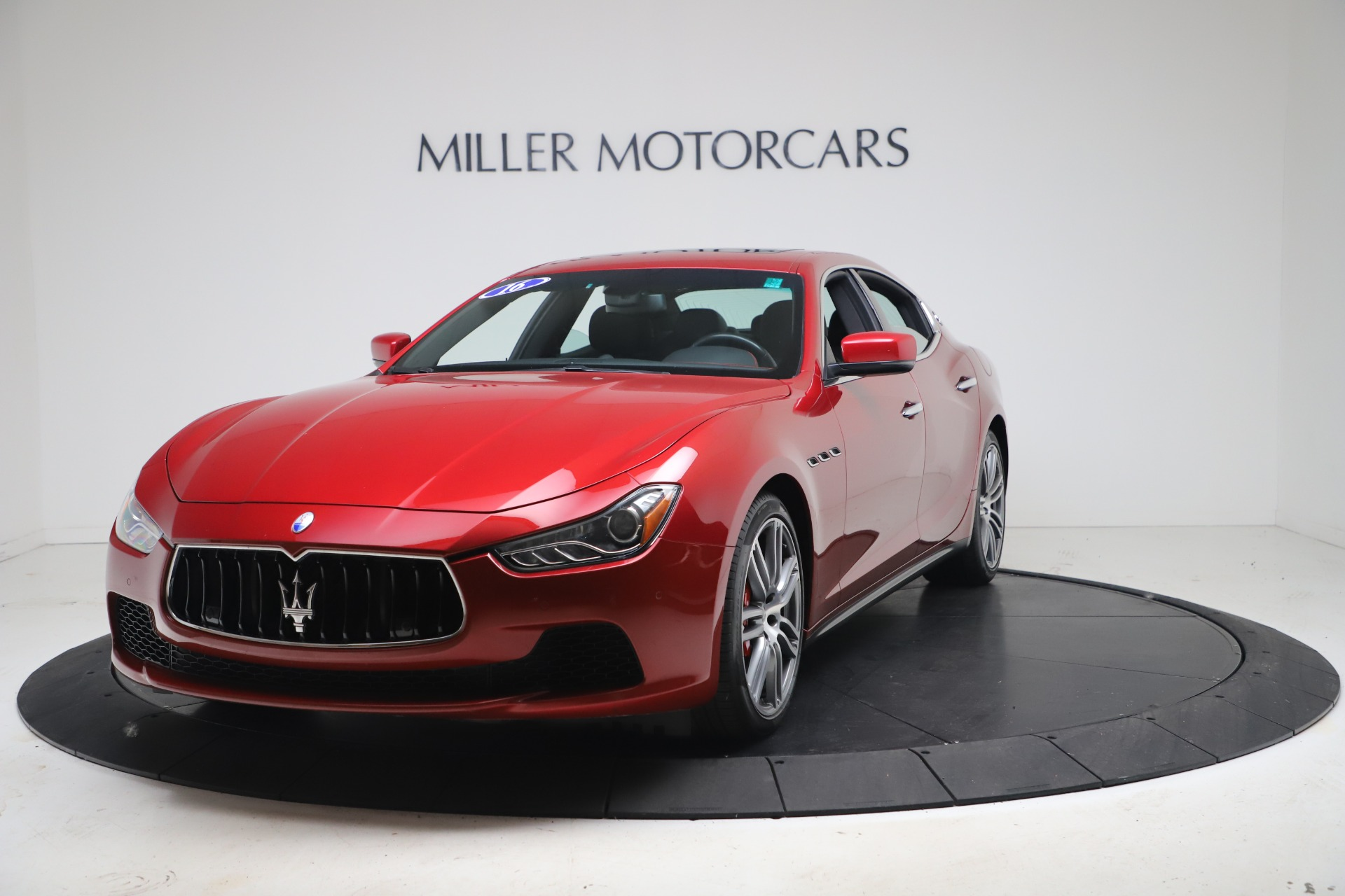 New 2016 Maserati Ghibli S Q4 For Sale In Greenwich, CT 174_main