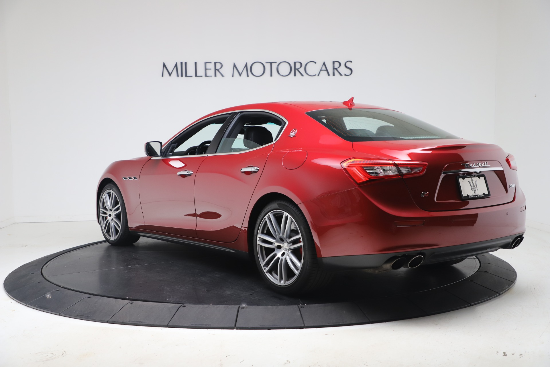 New 2016 Maserati Ghibli S Q4 For Sale In Greenwich, CT 174_p5