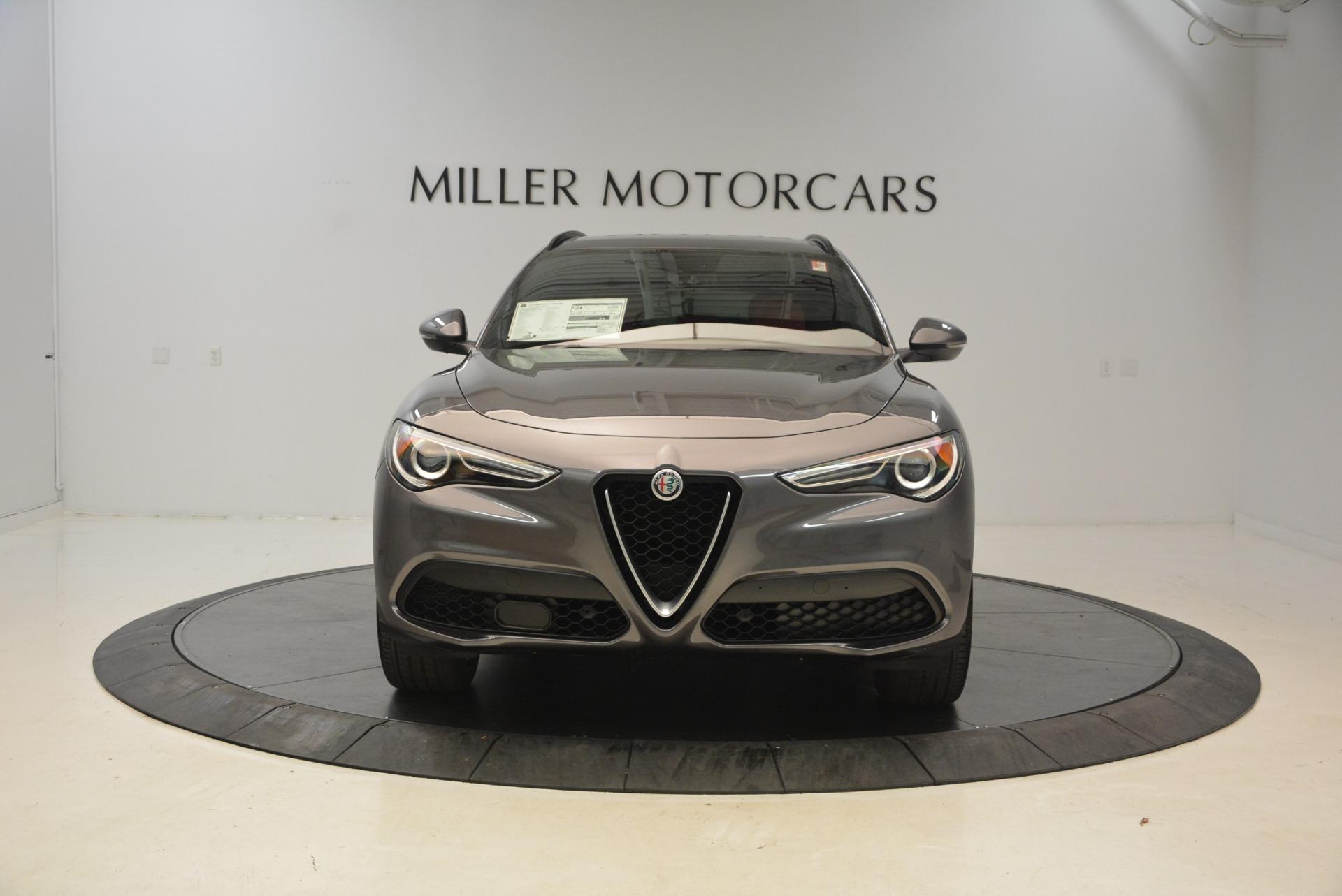 New 2018 Alfa Romeo Stelvio Ti Sport Q4 For Sale In Greenwich, CT 1740_p12