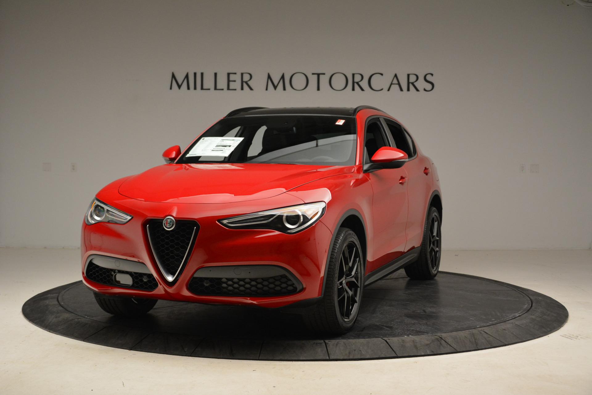 New 2018 Alfa Romeo Stelvio Ti Sport Q4 For Sale In Greenwich, CT 1742_main