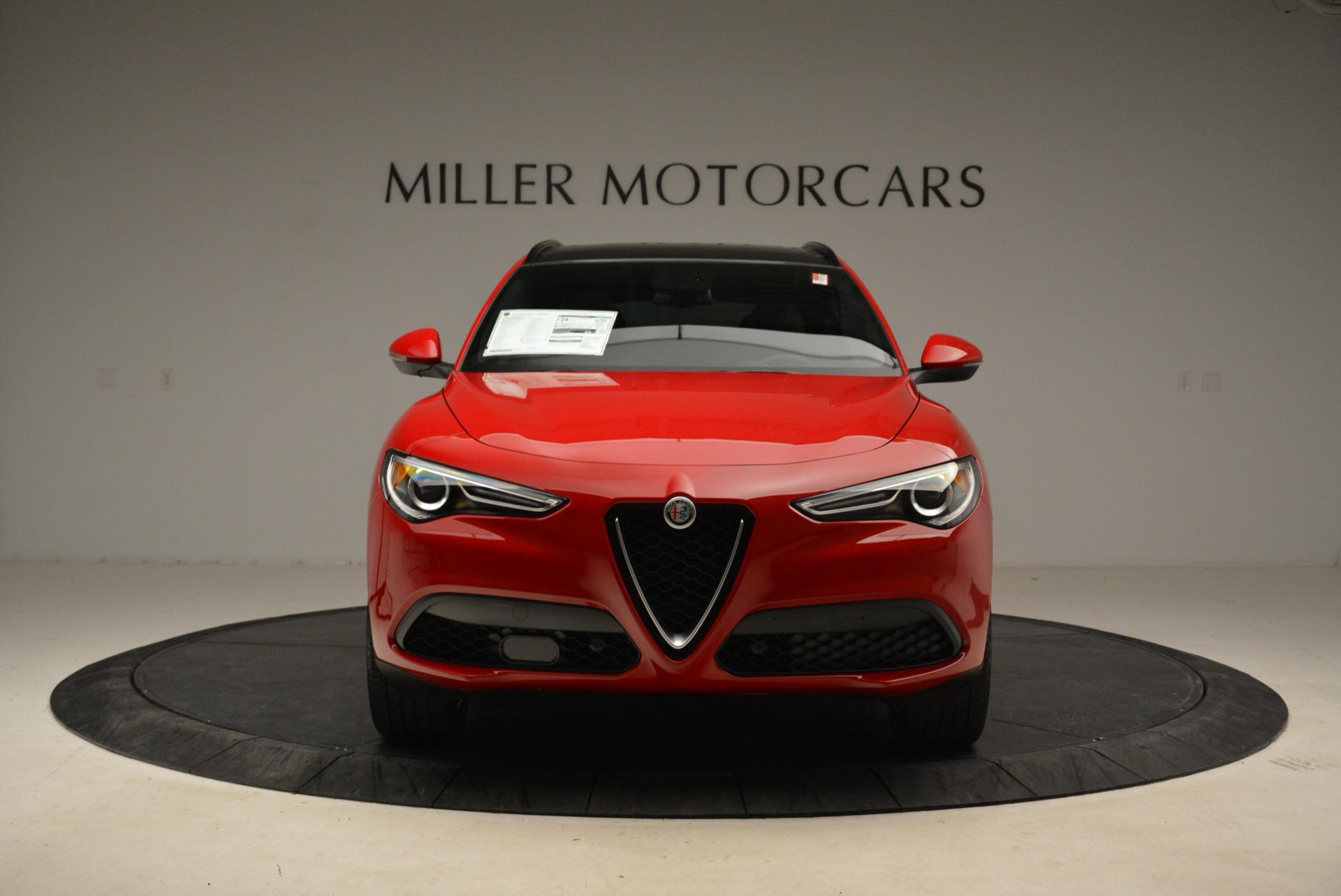 New 2018 Alfa Romeo Stelvio Ti Sport Q4 For Sale In Greenwich, CT 1742_p12