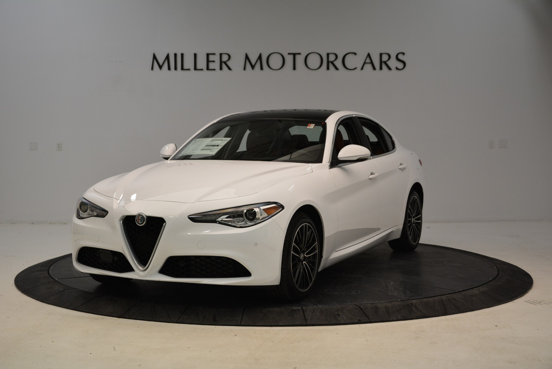 New 2018 Alfa Romeo Giulia Ti Lusso Q4 For Sale In Greenwich, CT