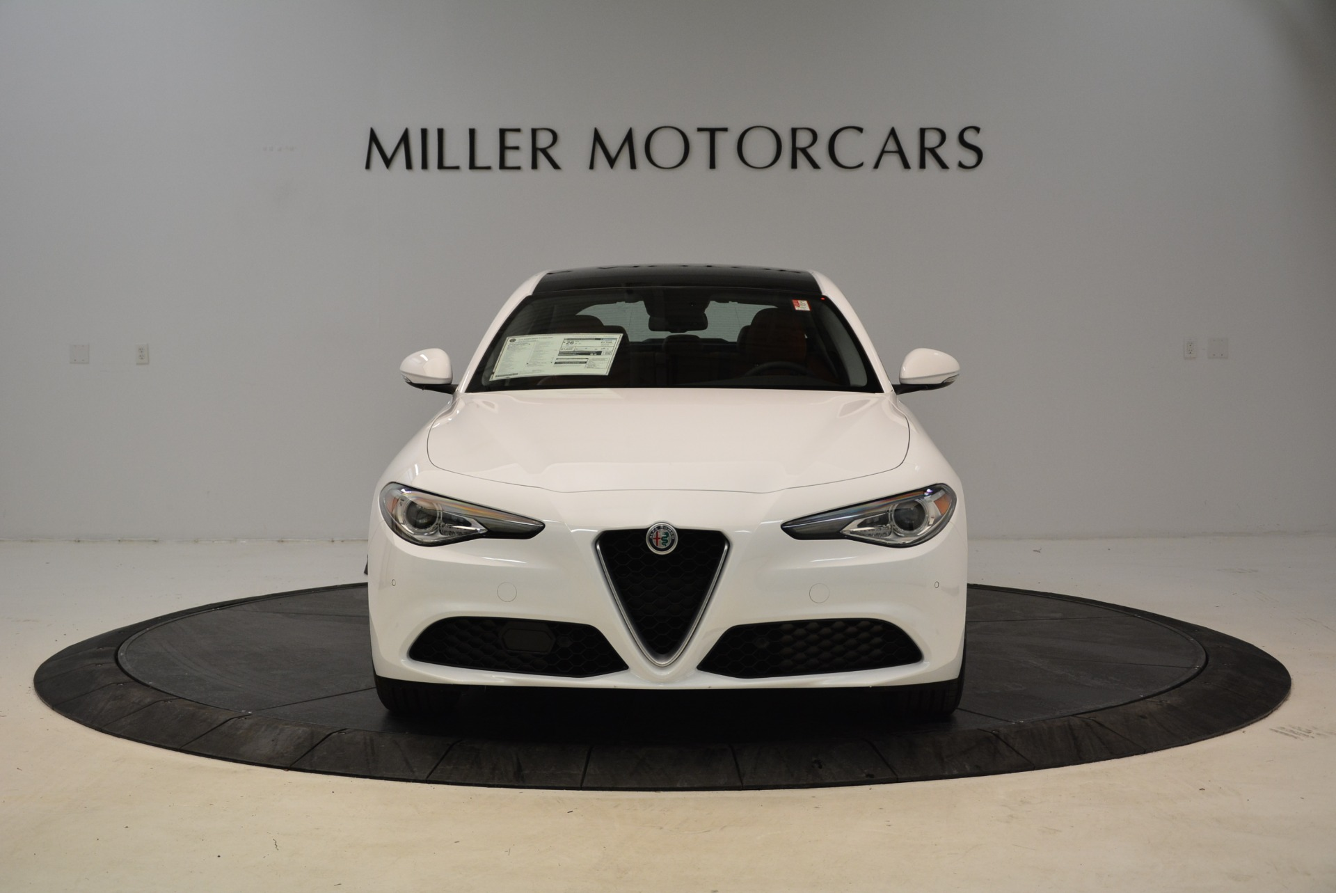 New 2018 Alfa Romeo Giulia Ti Lusso Q4 For Sale In Greenwich, CT 1747_p12