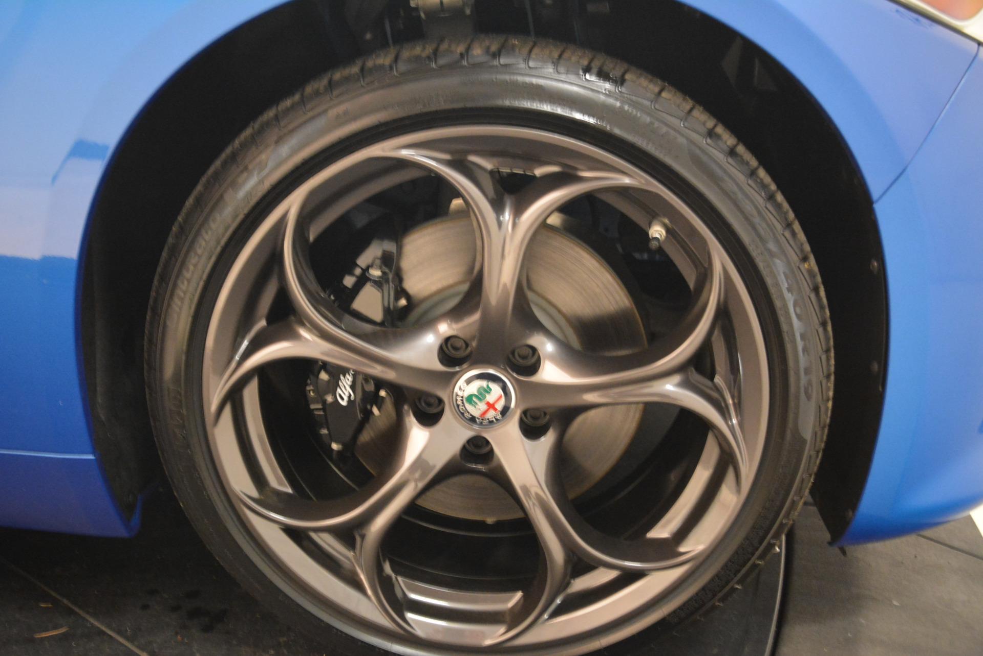 New 2018 Alfa Romeo Giulia Ti Sport Q4 For Sale In Greenwich, CT 1748_p25