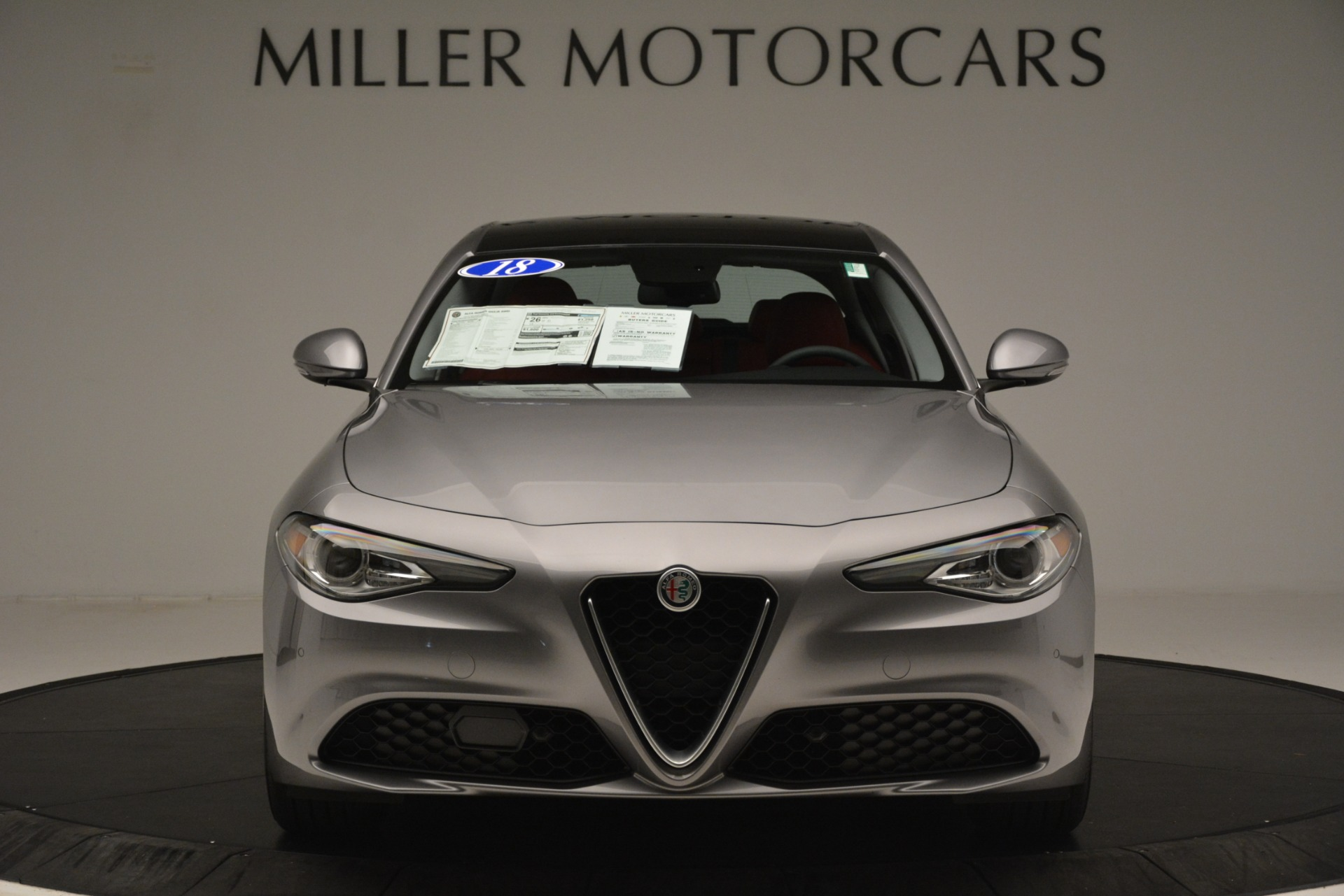 Used 2018 Alfa Romeo Giulia Q4 For Sale In Greenwich, CT 1751_p12