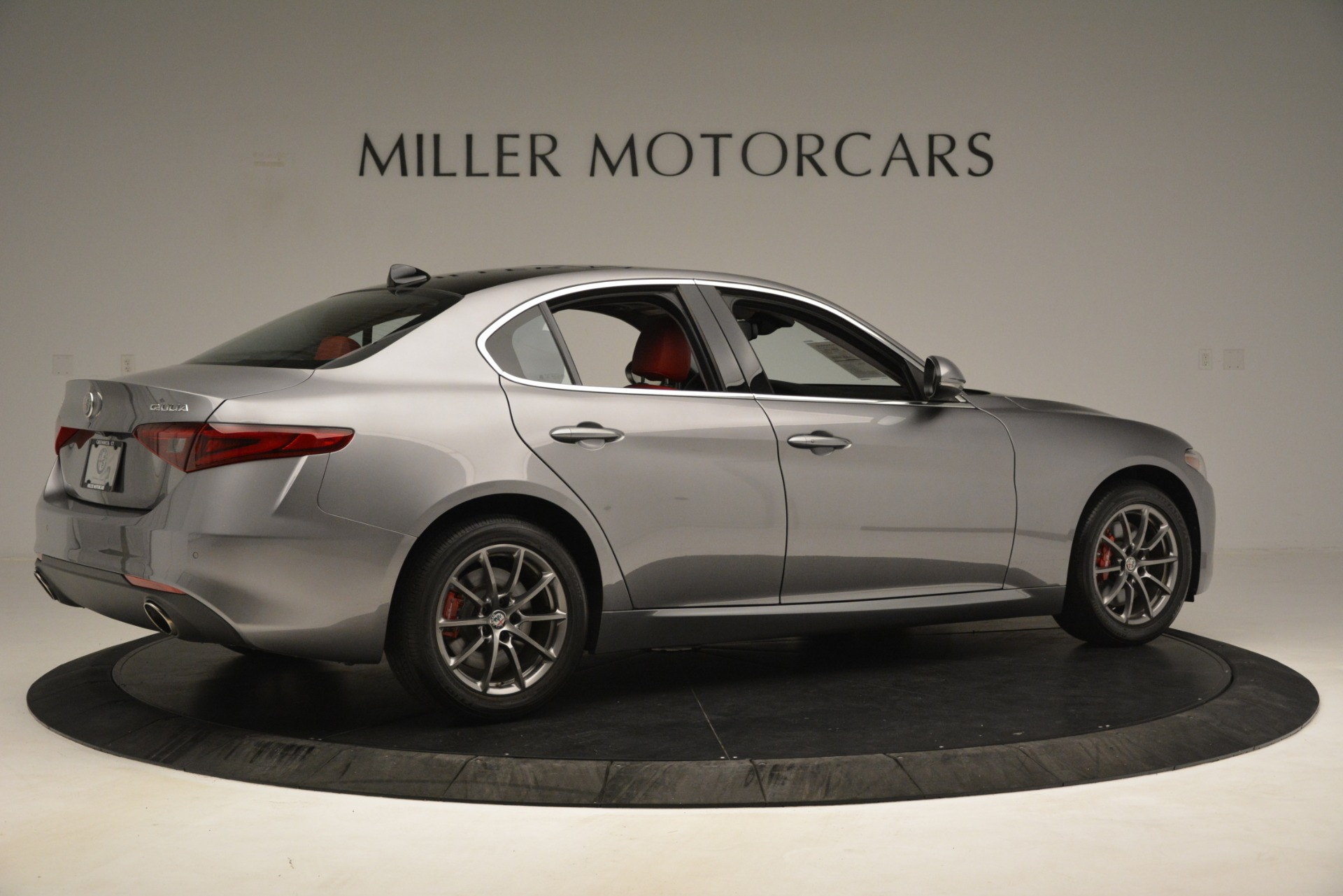 Used 2018 Alfa Romeo Giulia Q4 For Sale In Greenwich, CT 1751_p8