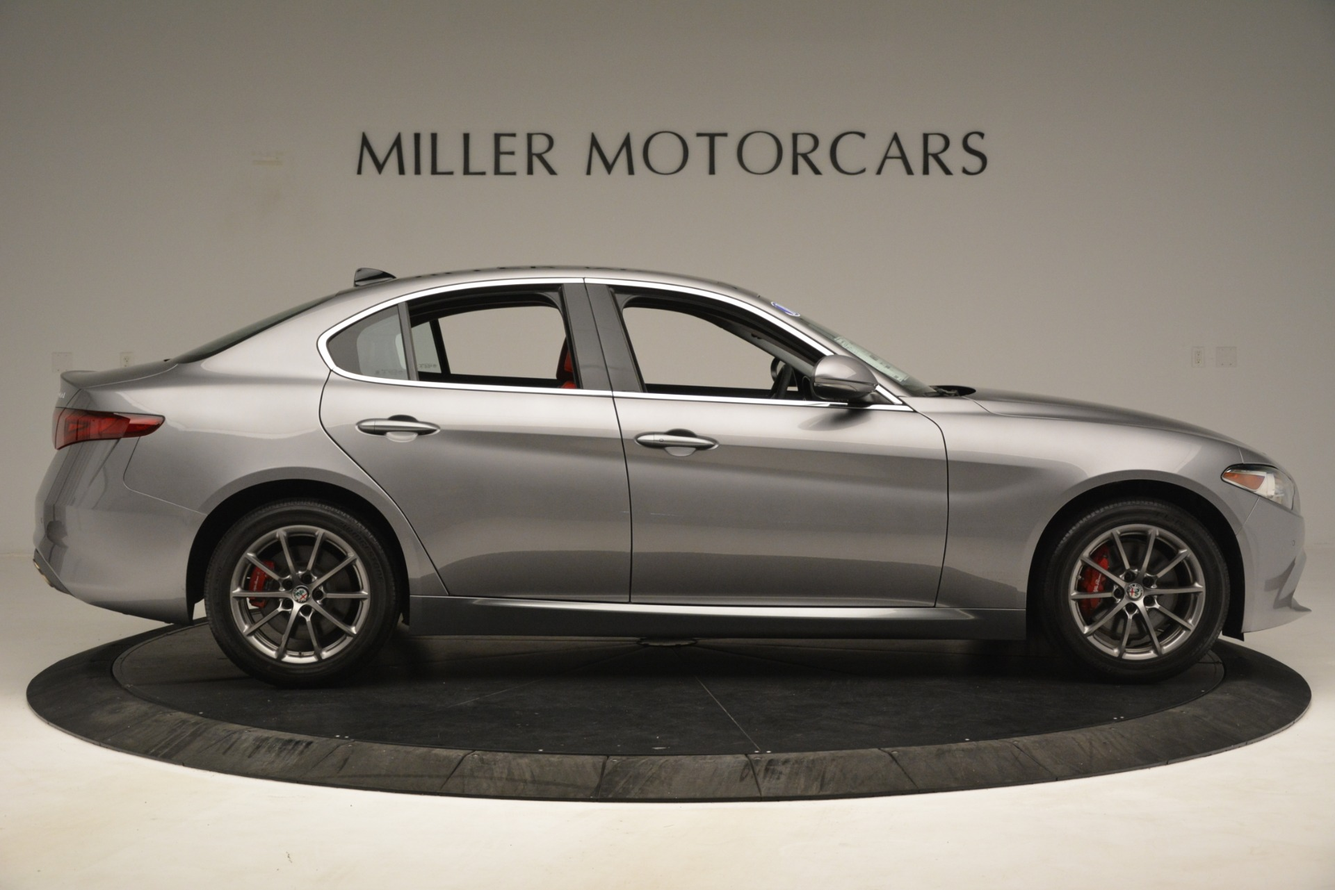 Used 2018 Alfa Romeo Giulia Q4 For Sale In Greenwich, CT 1751_p9