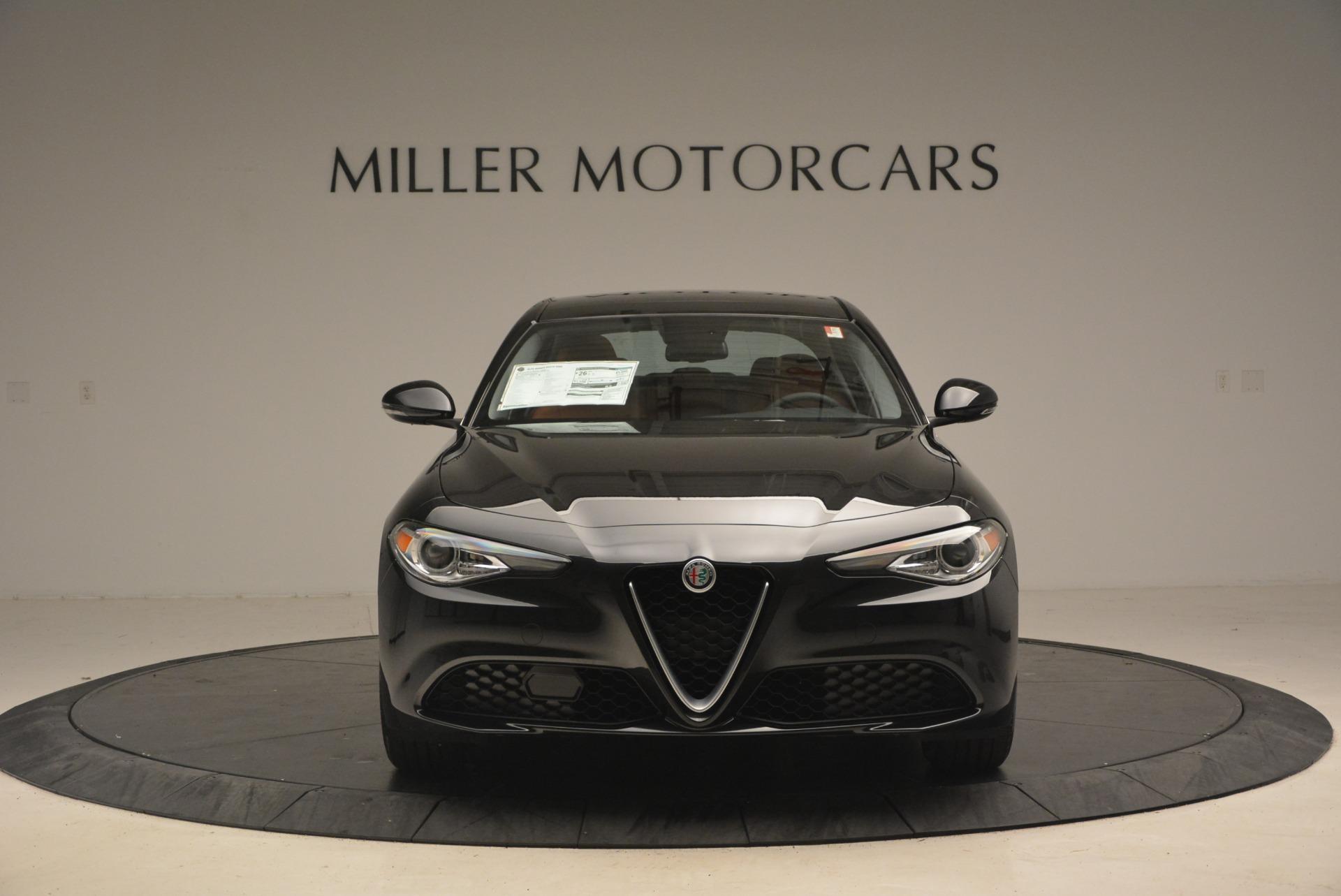 New 2018 Alfa Romeo Giulia Q4 For Sale In Greenwich, CT 1752_p12