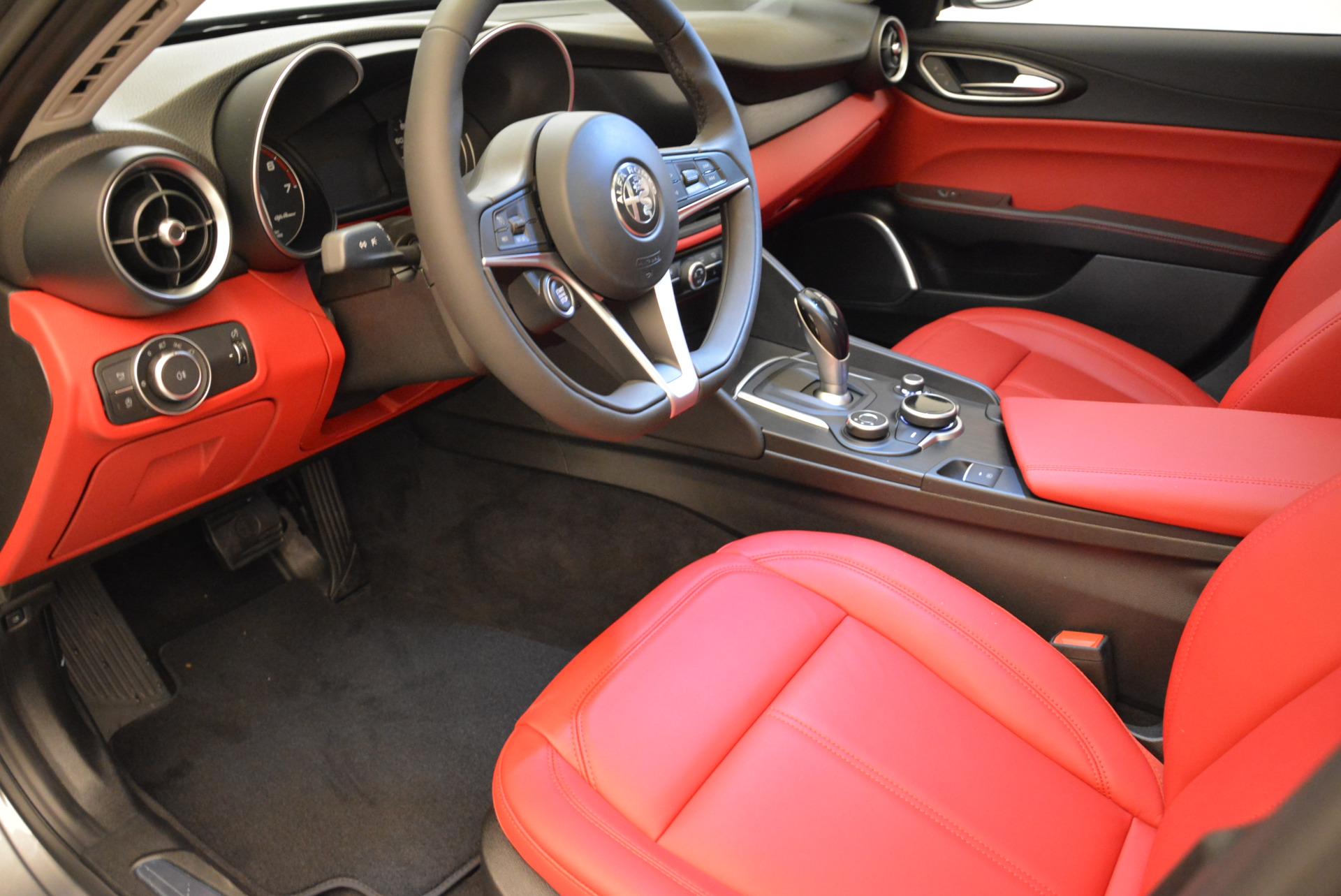 New 2018 Alfa Romeo Giulia Q4 For Sale In Greenwich, CT 1756_p13