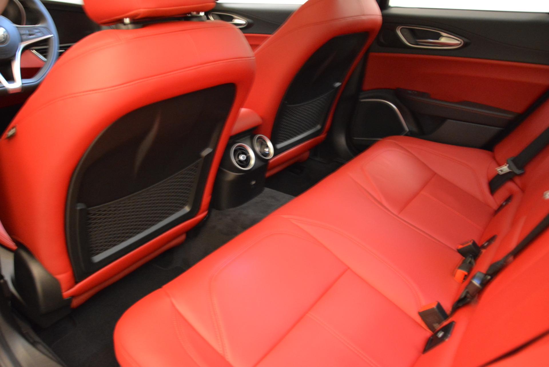 New 2018 Alfa Romeo Giulia Q4 For Sale In Greenwich, CT 1756_p16