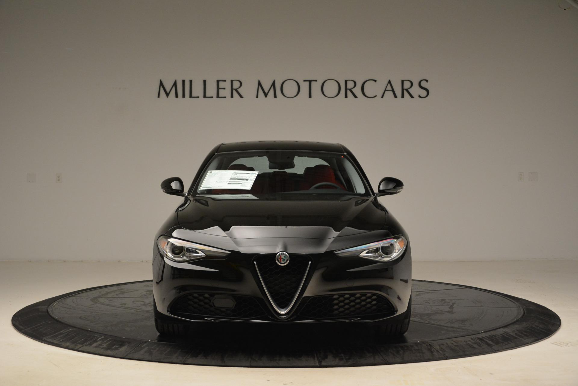 New 2018 Alfa Romeo Giulia Q4 For Sale In Greenwich, CT 1757_p12