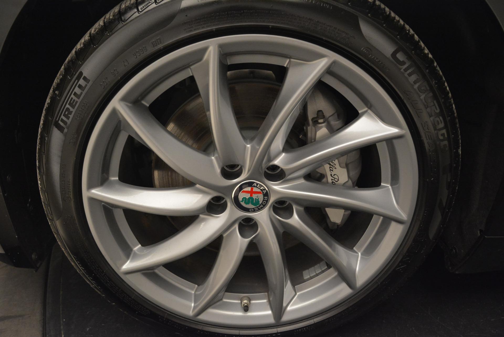 New 2018 Alfa Romeo Giulia Q4 For Sale In Greenwich, CT 1757_p25