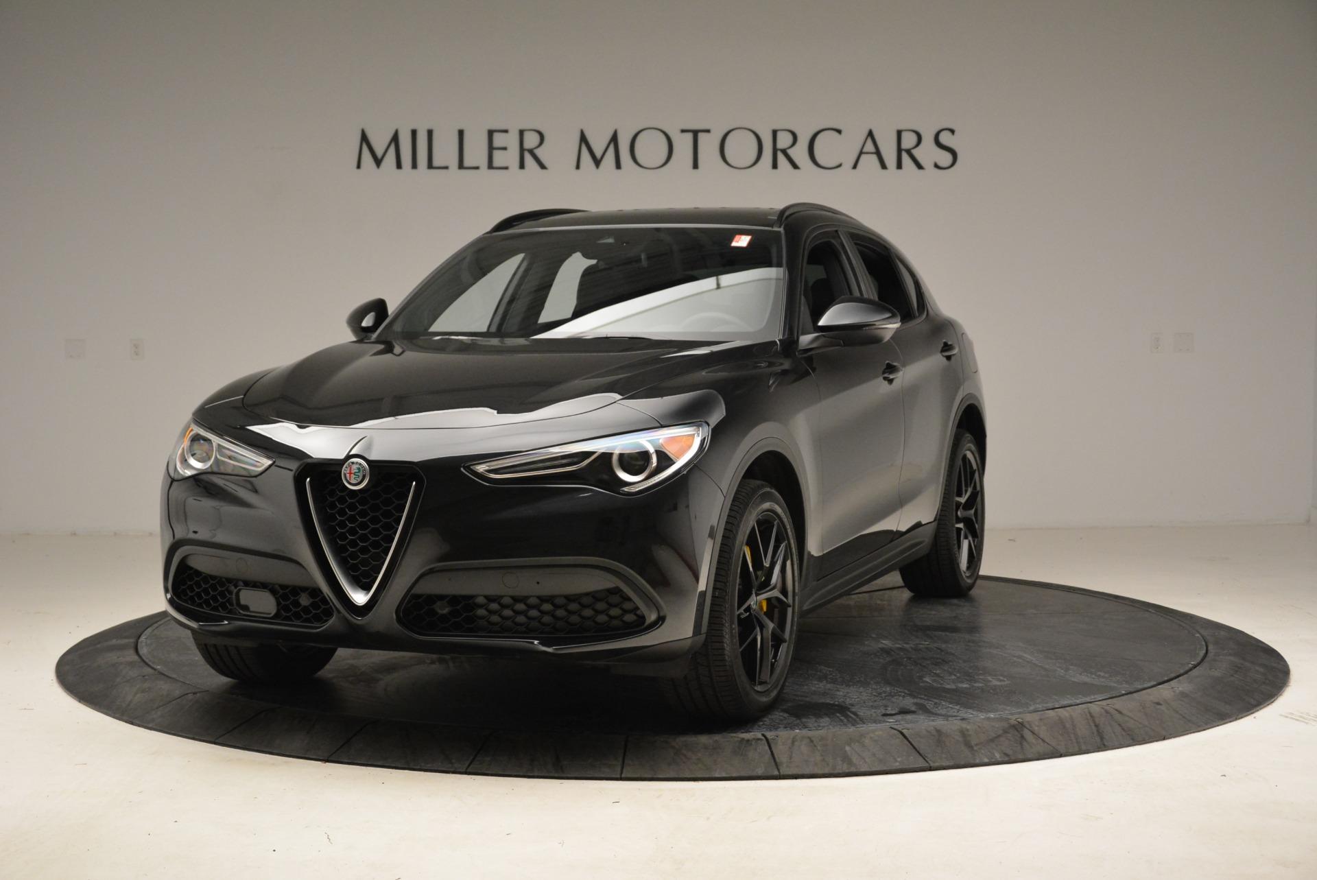 New 2018 Alfa Romeo Stelvio Ti Sport Q4 For Sale In Greenwich, CT 1760_main