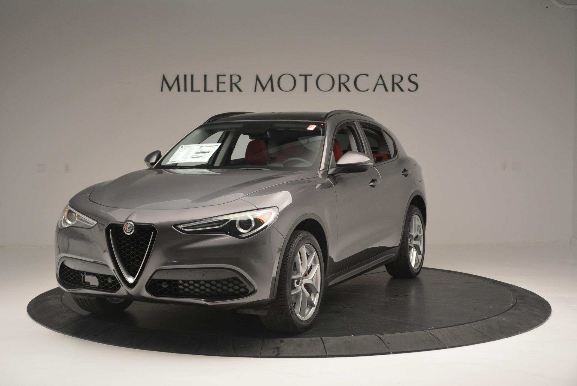 New 2018 Alfa Romeo Stelvio Sport Q4 For Sale In Greenwich, CT 1761_main