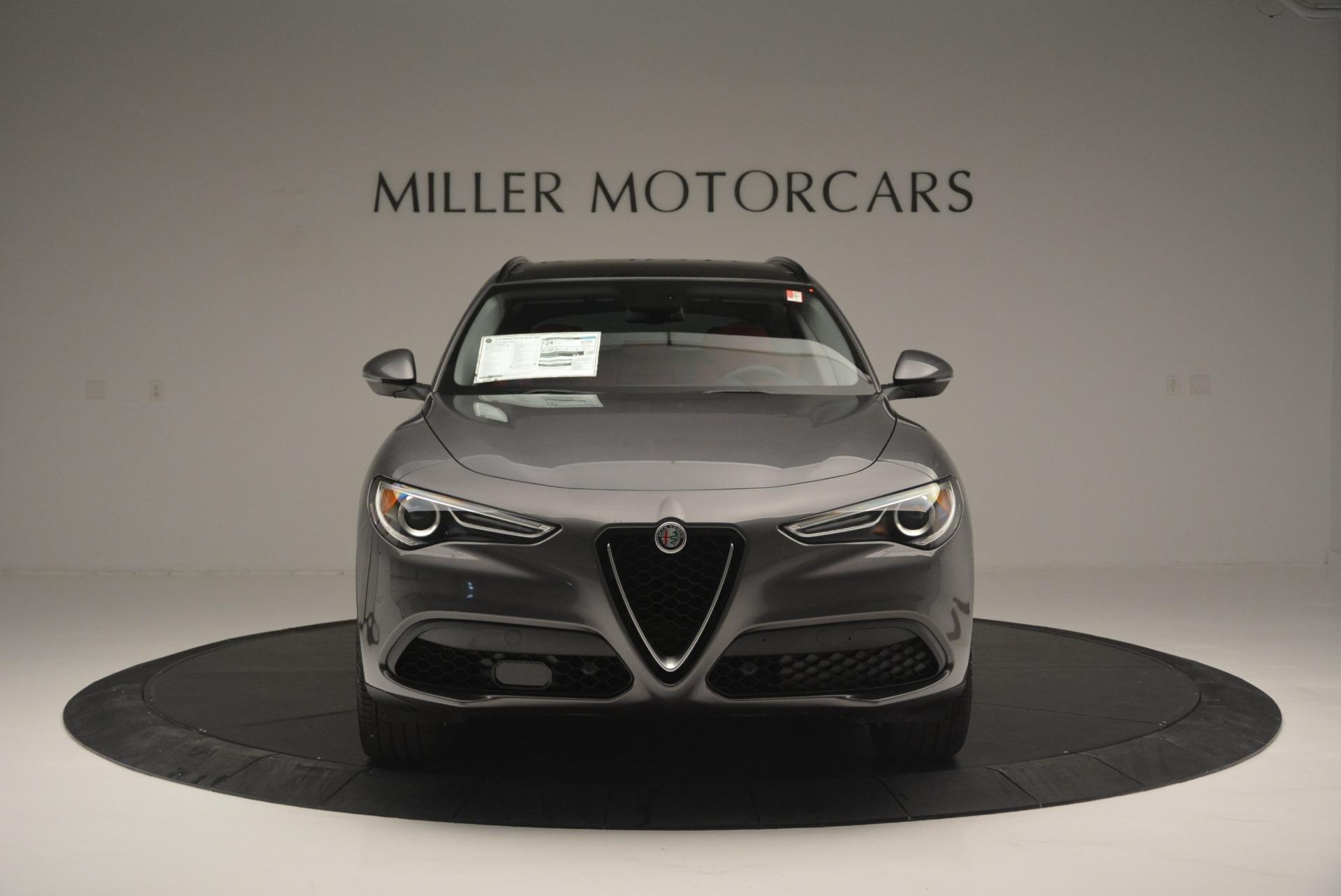 New 2018 Alfa Romeo Stelvio Sport Q4 For Sale In Greenwich, CT 1761_p12