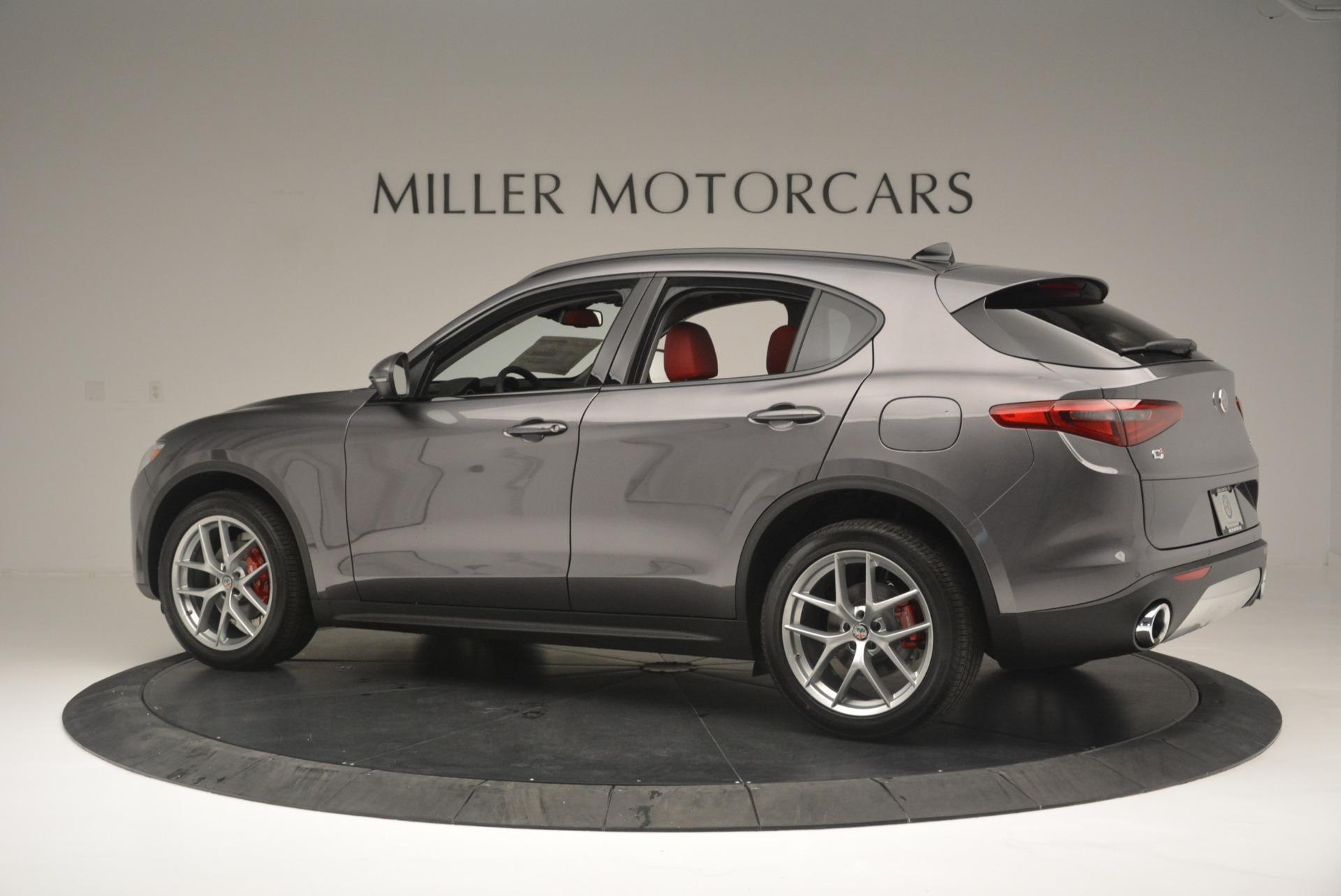 New 2018 Alfa Romeo Stelvio Sport Q4 For Sale In Greenwich, CT 1761_p4
