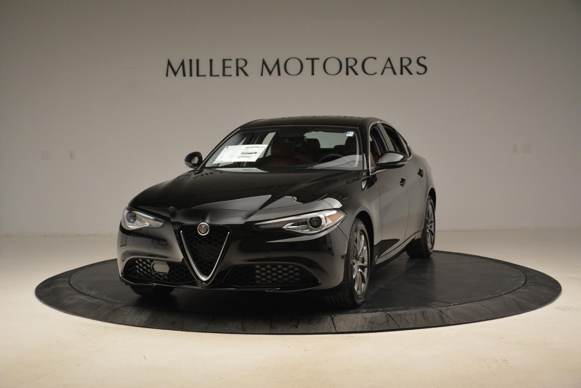 New 2018 Alfa Romeo Giulia Q4 For Sale In Greenwich, CT 1762_main