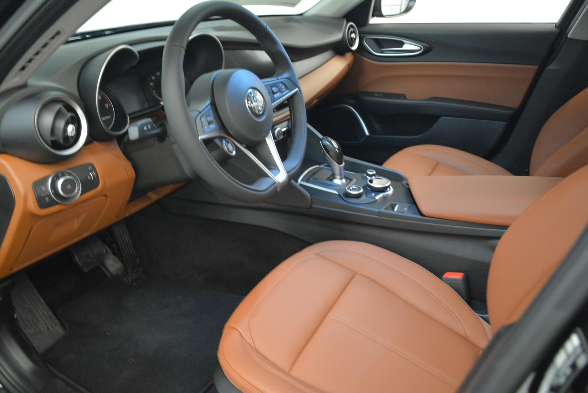 New 2018 Alfa Romeo Giulia Q4 For Sale In Greenwich, CT 1762_p13