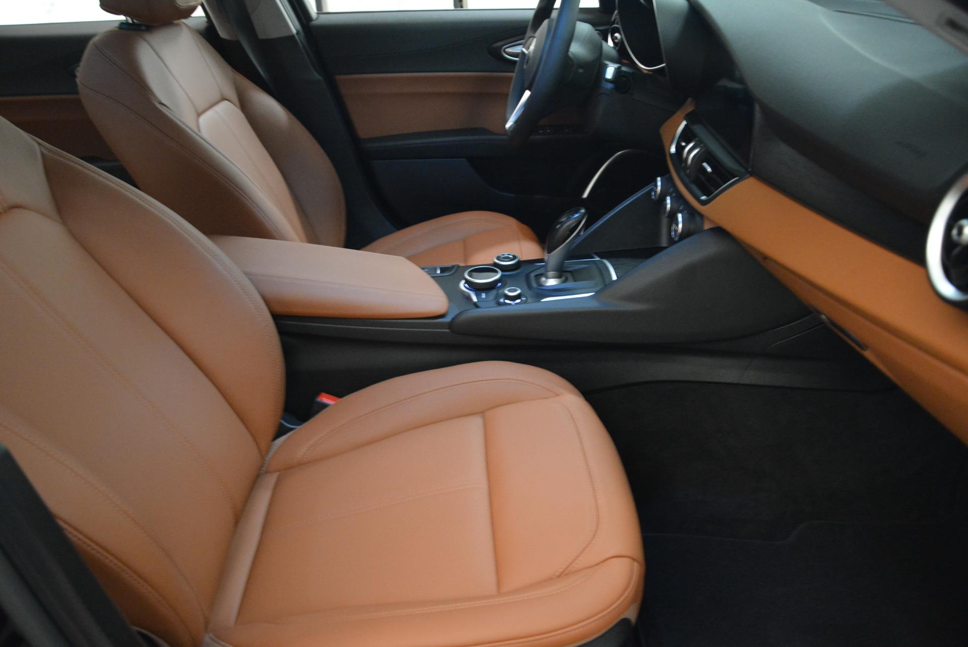 New 2018 Alfa Romeo Giulia Q4 For Sale In Greenwich, CT 1762_p20