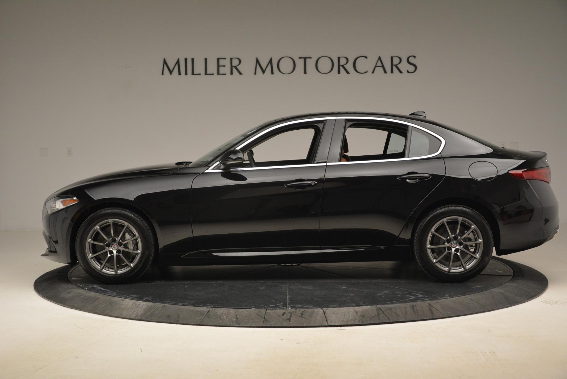 New 2018 Alfa Romeo Giulia Q4 For Sale In Greenwich, CT 1762_p3