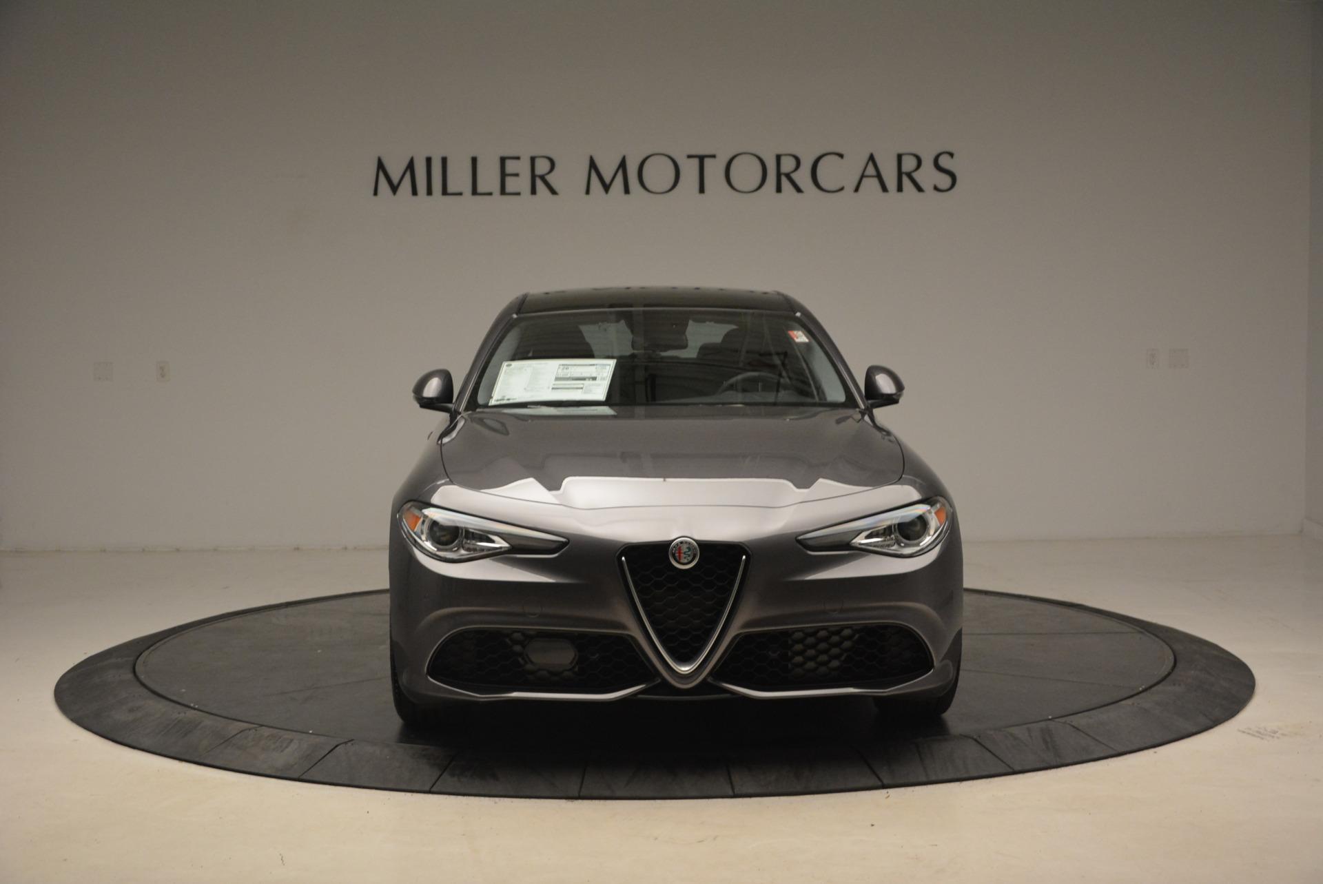 New 2018 Alfa Romeo Giulia Ti Sport Q4 For Sale In Greenwich, CT 1765_p12