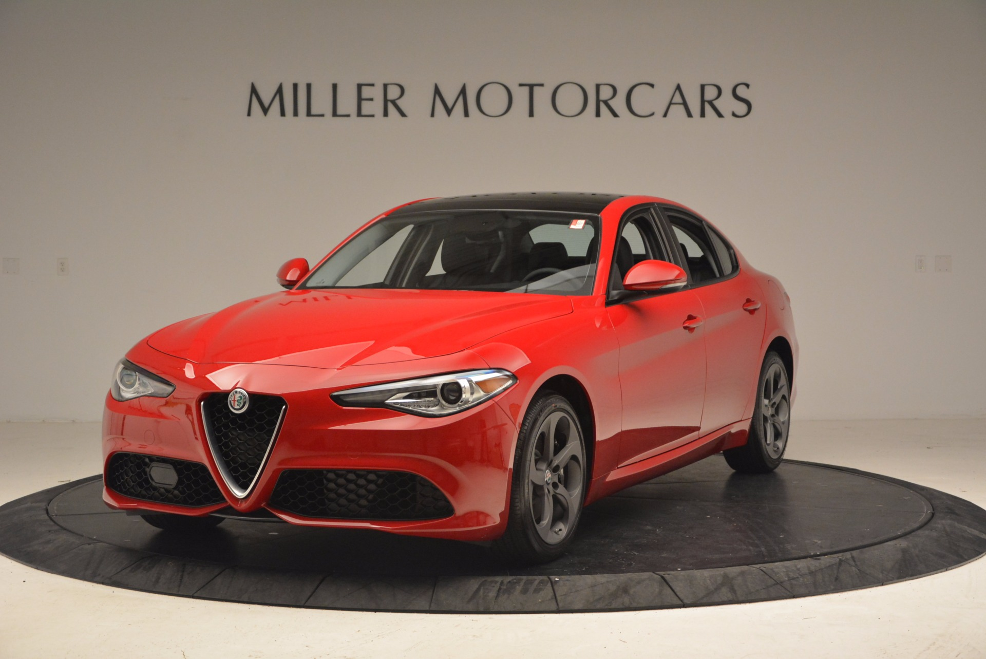 New 2018 Alfa Romeo Giulia Ti Sport Q4 For Sale In Greenwich, CT 1768_main