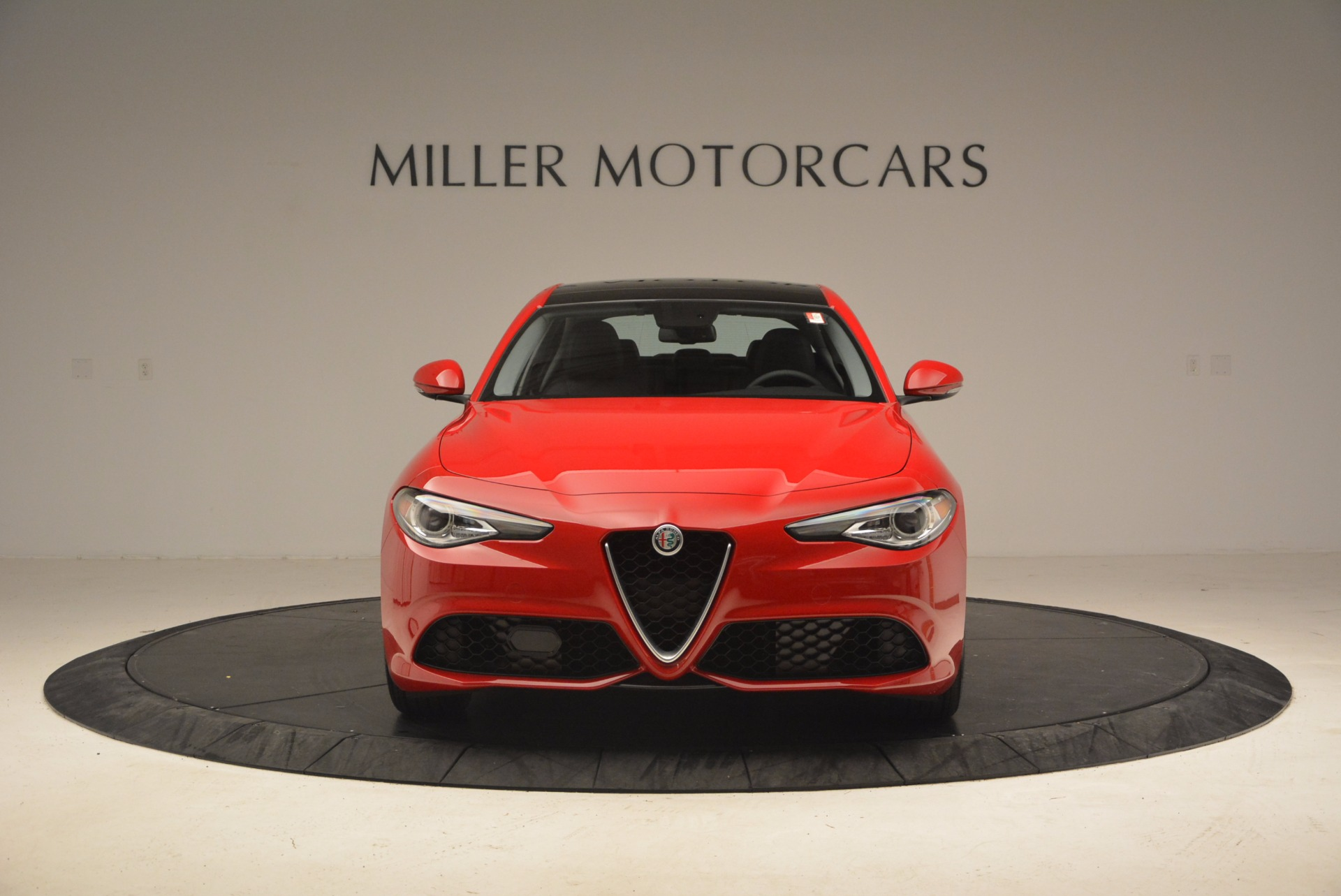 New 2018 Alfa Romeo Giulia Ti Sport Q4 For Sale In Greenwich, CT 1768_p12