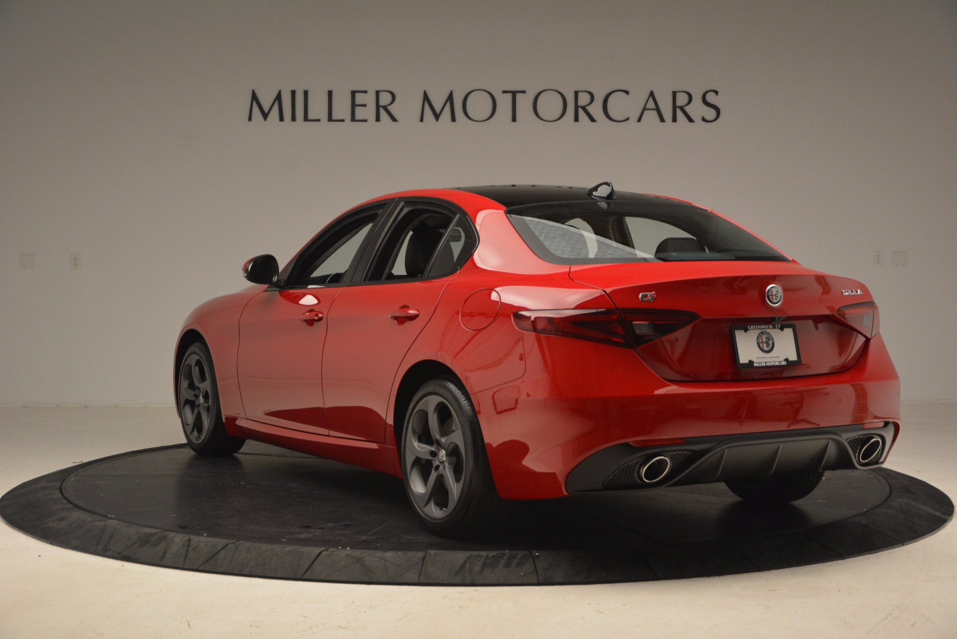 New 2018 Alfa Romeo Giulia Ti Sport Q4 For Sale In Greenwich, CT 1768_p5