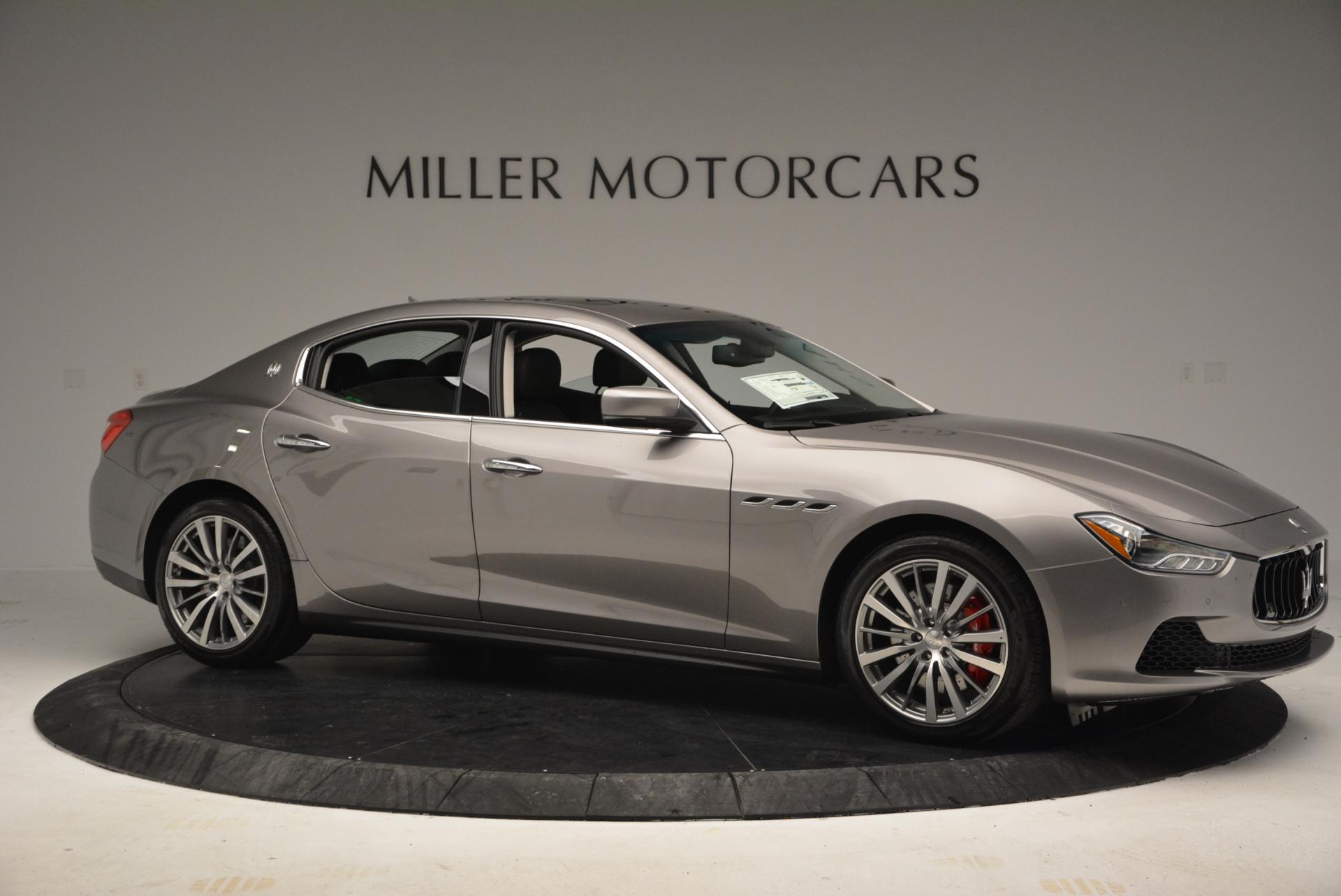 New 2016 Maserati Ghibli S Q4 For Sale In Greenwich, CT 177_p10