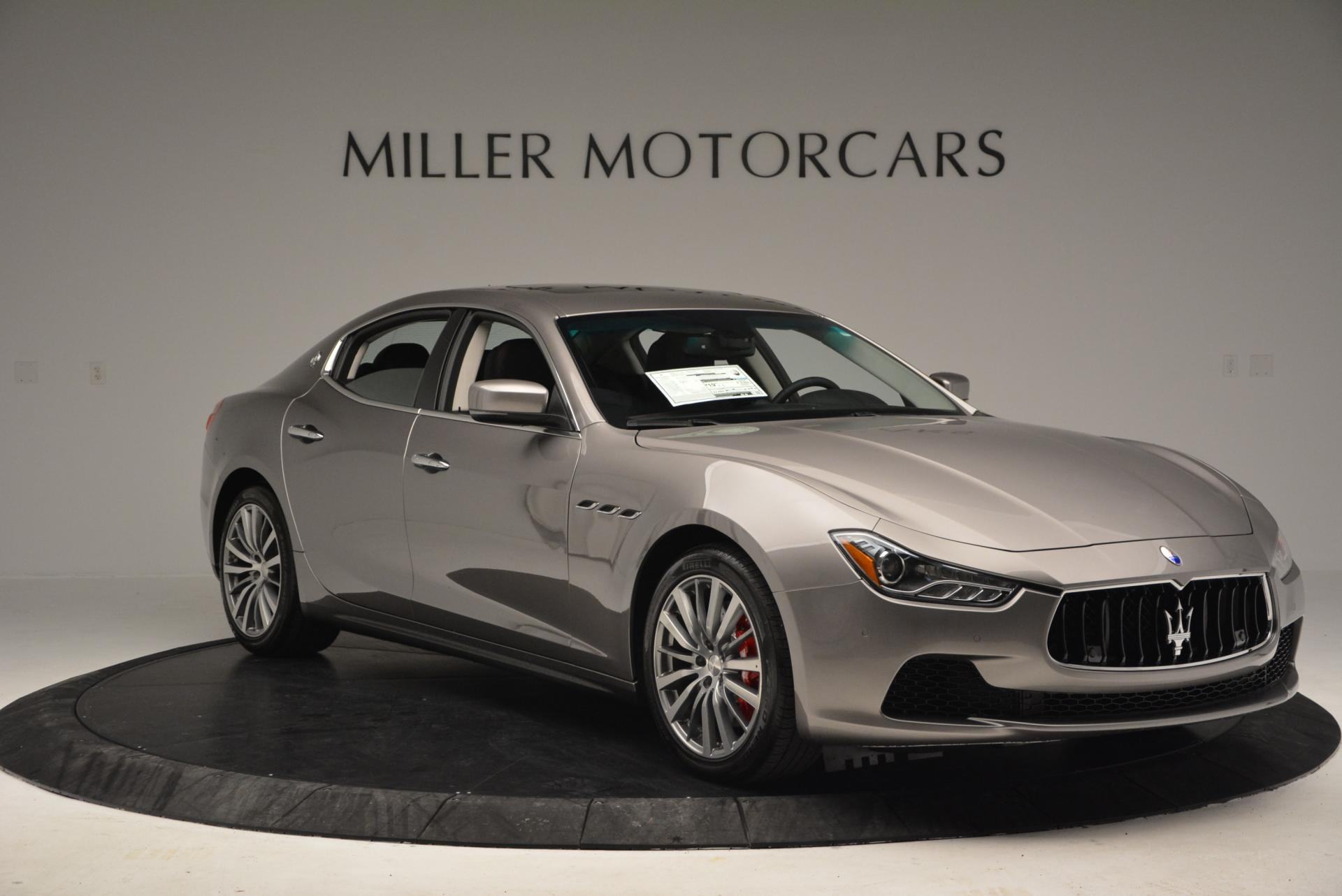 New 2016 Maserati Ghibli S Q4 For Sale In Greenwich, CT 177_p11
