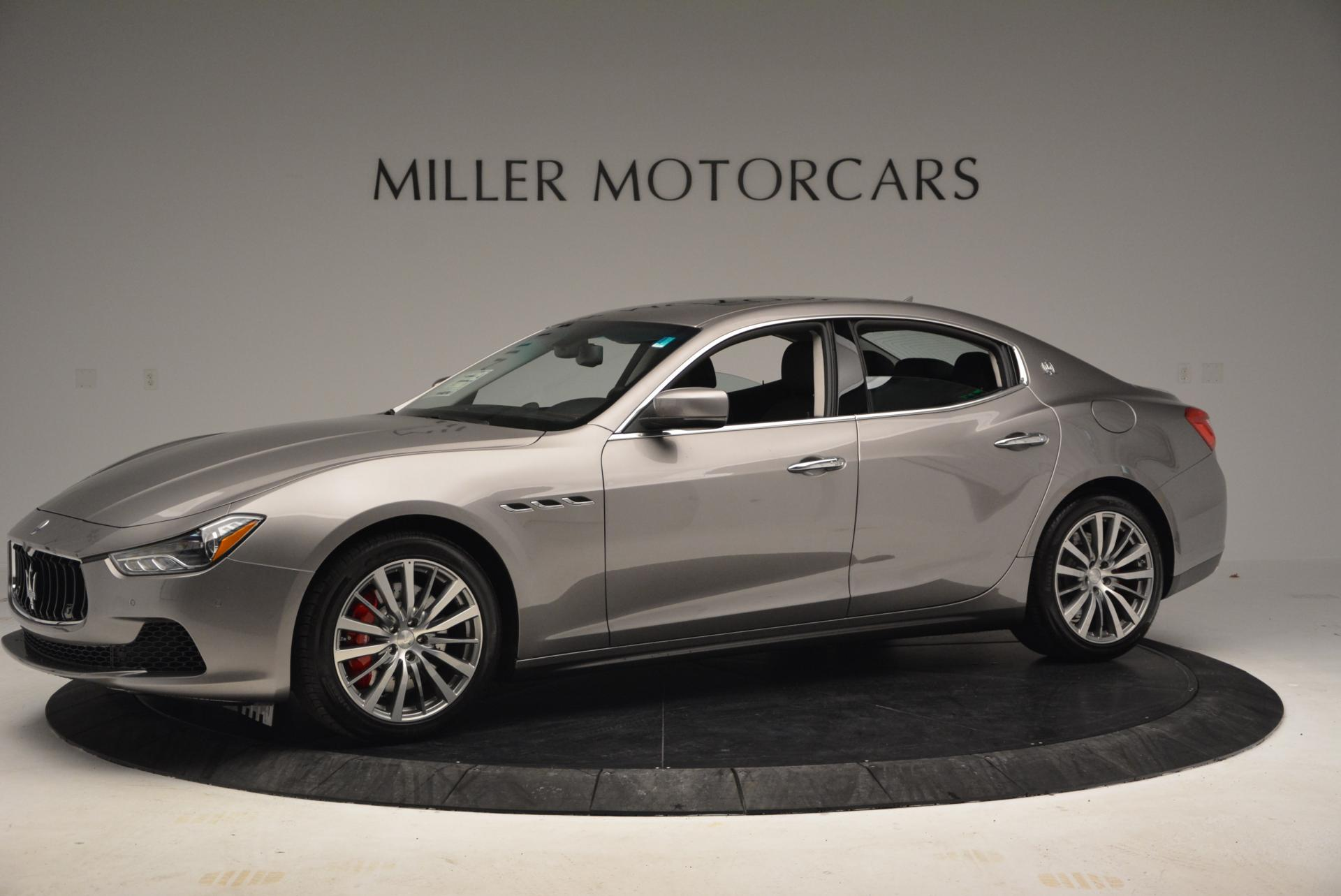 New 2016 Maserati Ghibli S Q4 For Sale In Greenwich, CT 177_p2