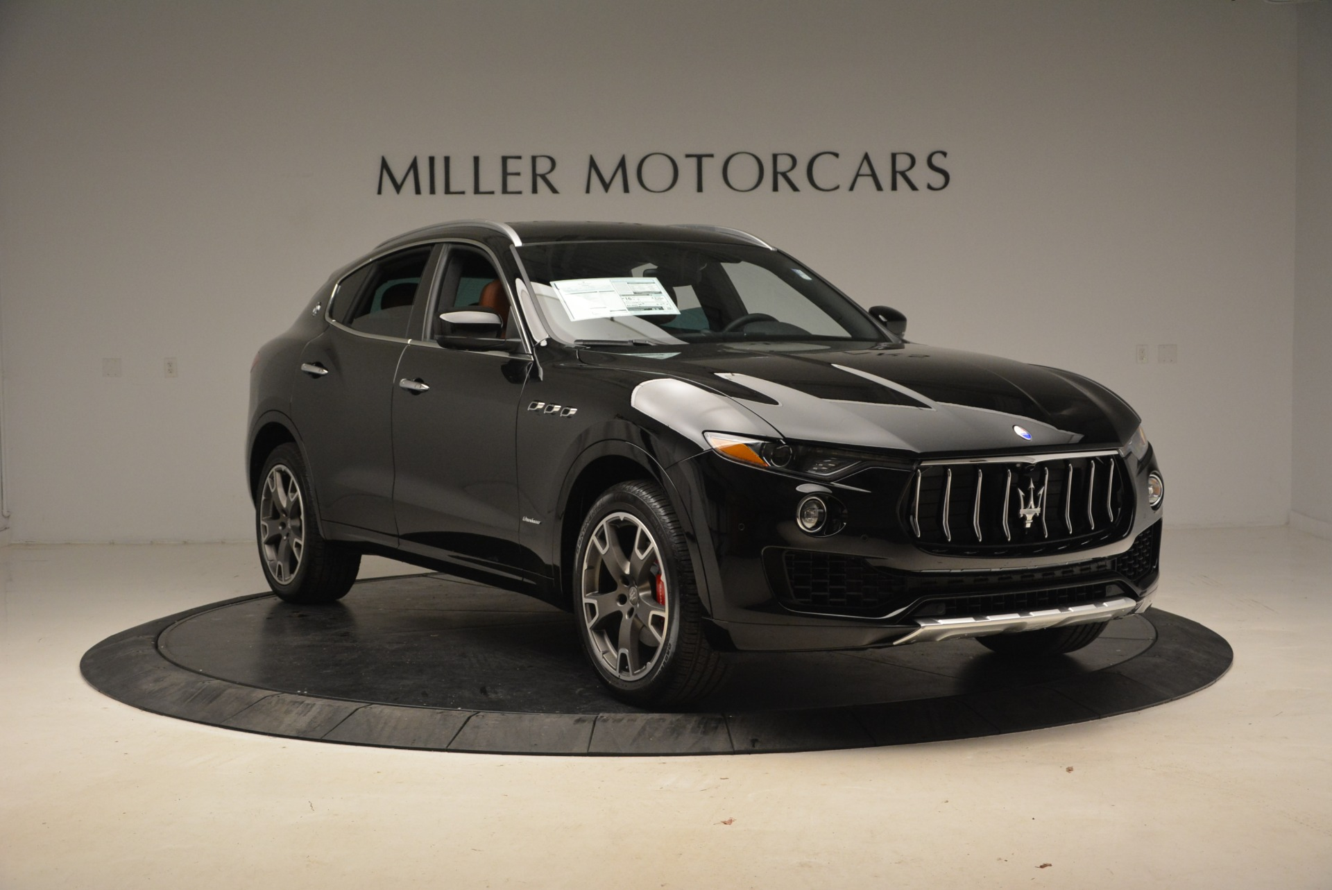 New 2018 Maserati Levante Q4 GranLusso For Sale In Greenwich, CT 1770_p11