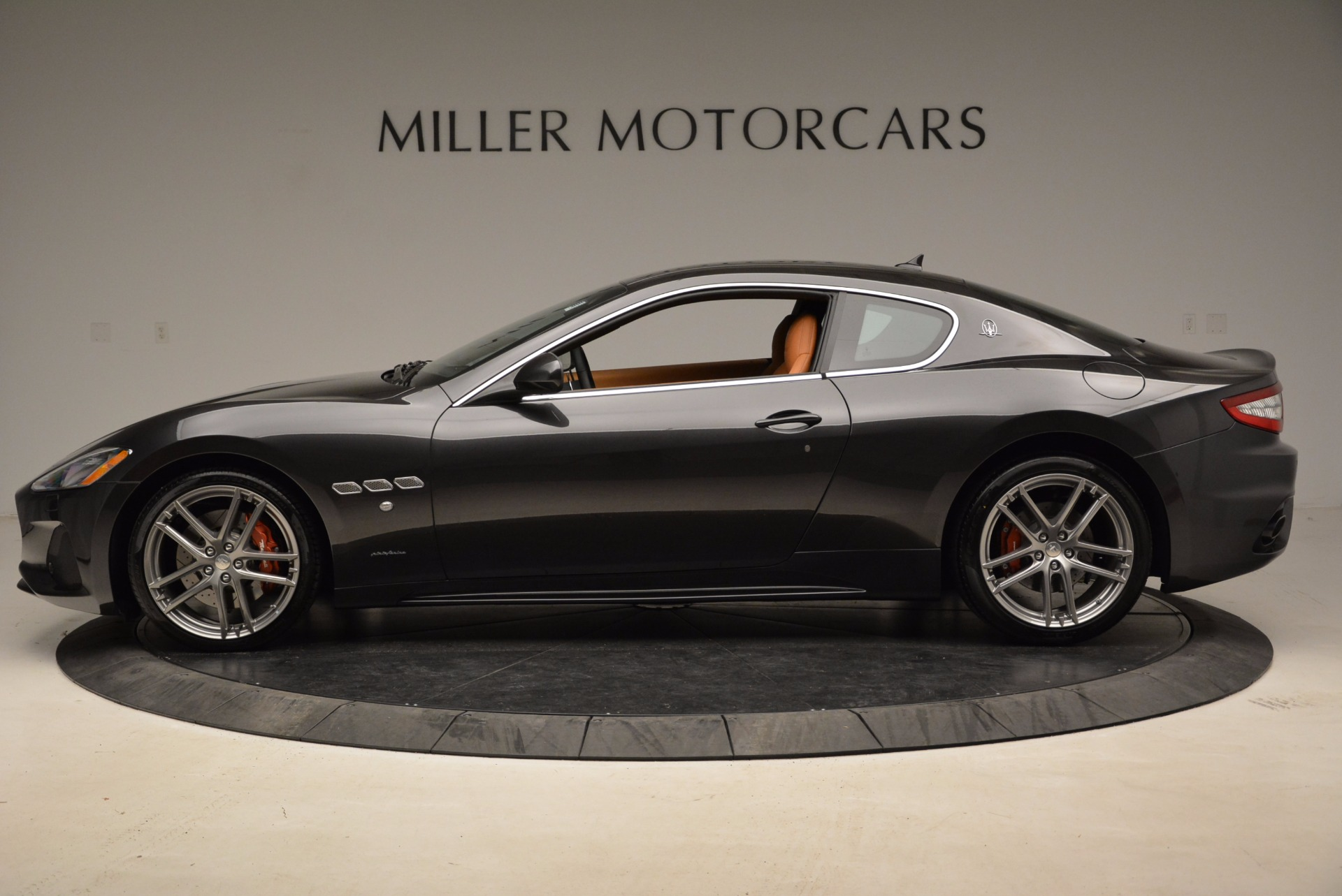 New 2018 Maserati GranTurismo Sport Coupe For Sale In Greenwich, CT 1771_p3