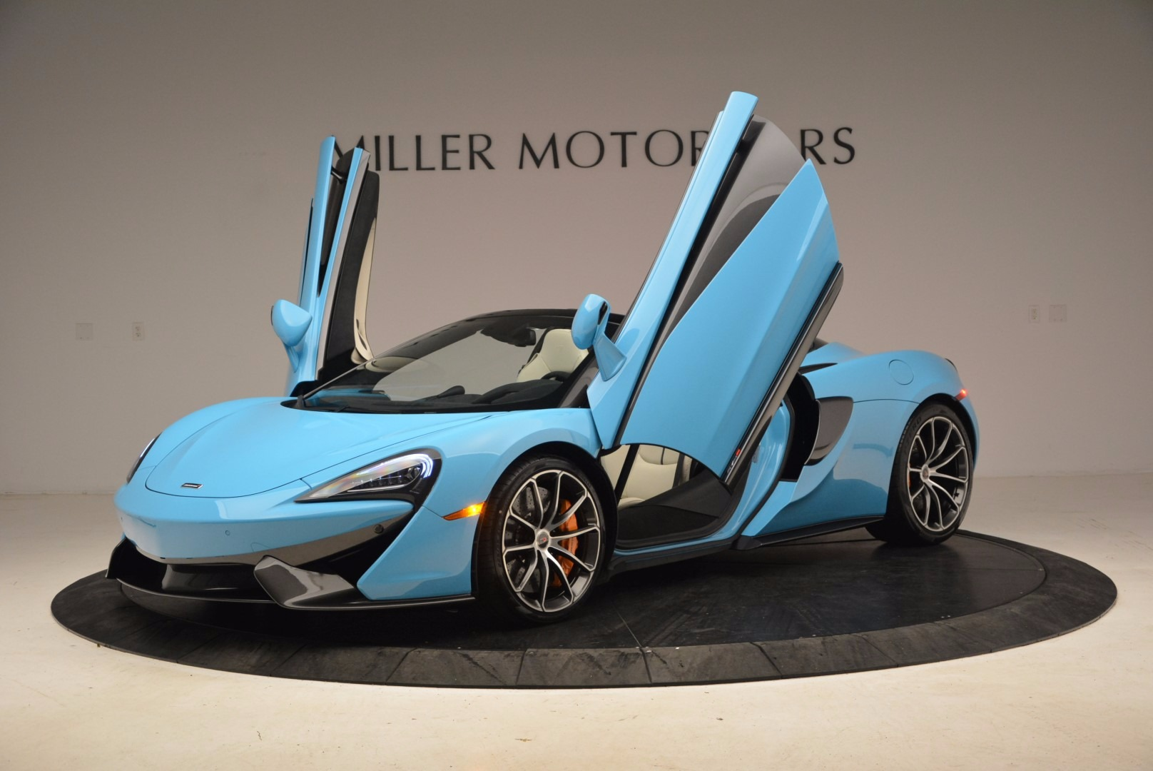 New 2018 McLaren 570S Spider For Sale In Greenwich, CT 1775_p15