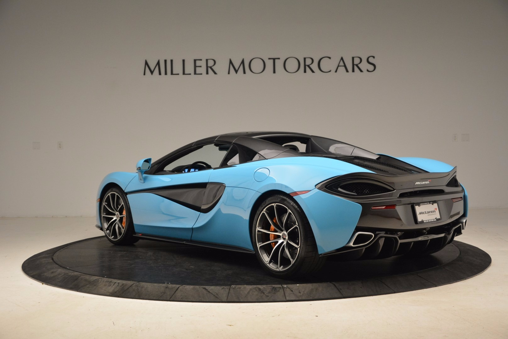 New 2018 McLaren 570S Spider For Sale In Greenwich, CT 1775_p18