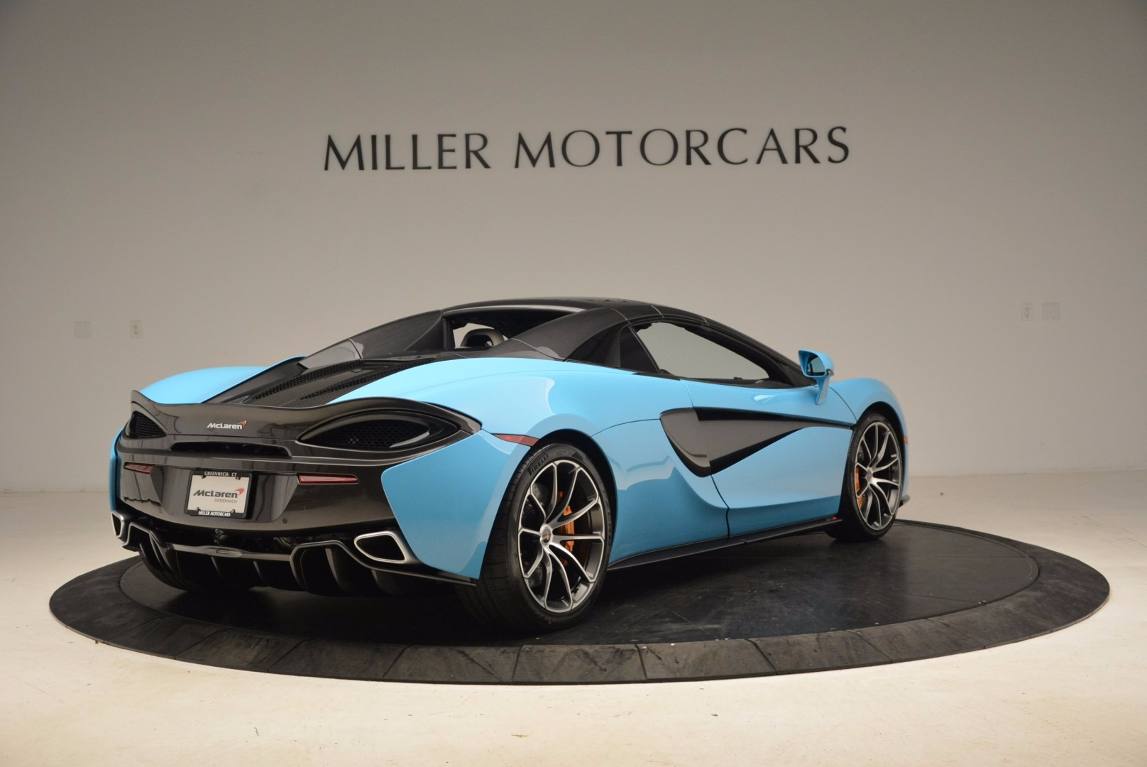 New 2018 McLaren 570S Spider For Sale In Greenwich, CT 1775_p20