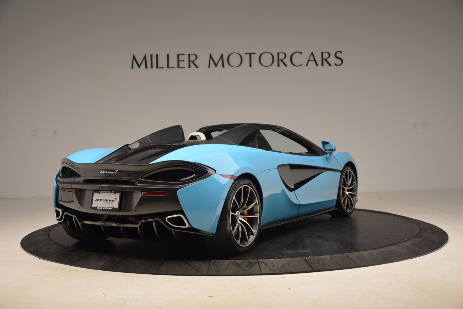 New 2018 McLaren 570S Spider For Sale In Greenwich, CT 1775_p7