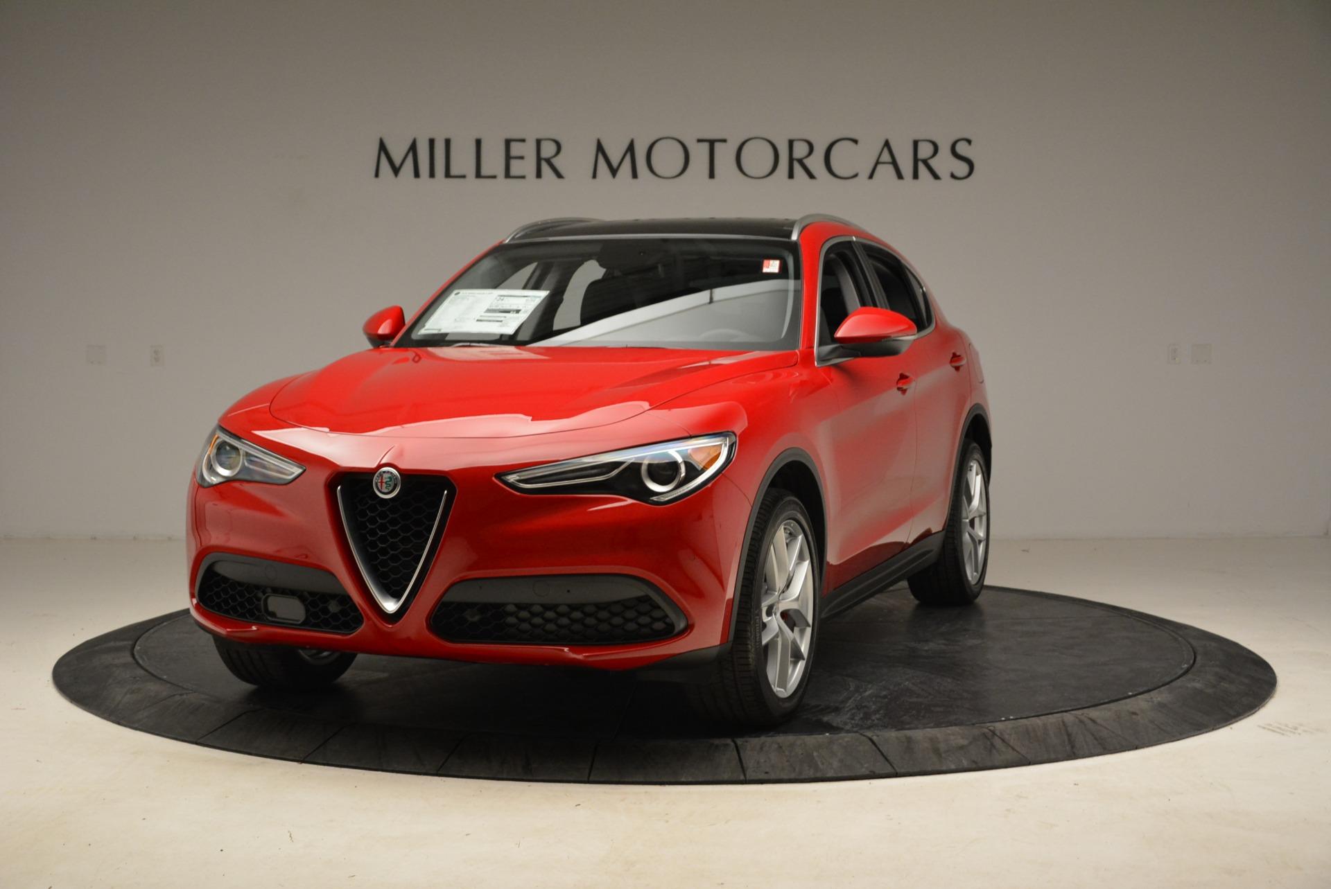 New 2018 Alfa Romeo Stelvio Ti Q4 For Sale In Greenwich, CT 1776_main