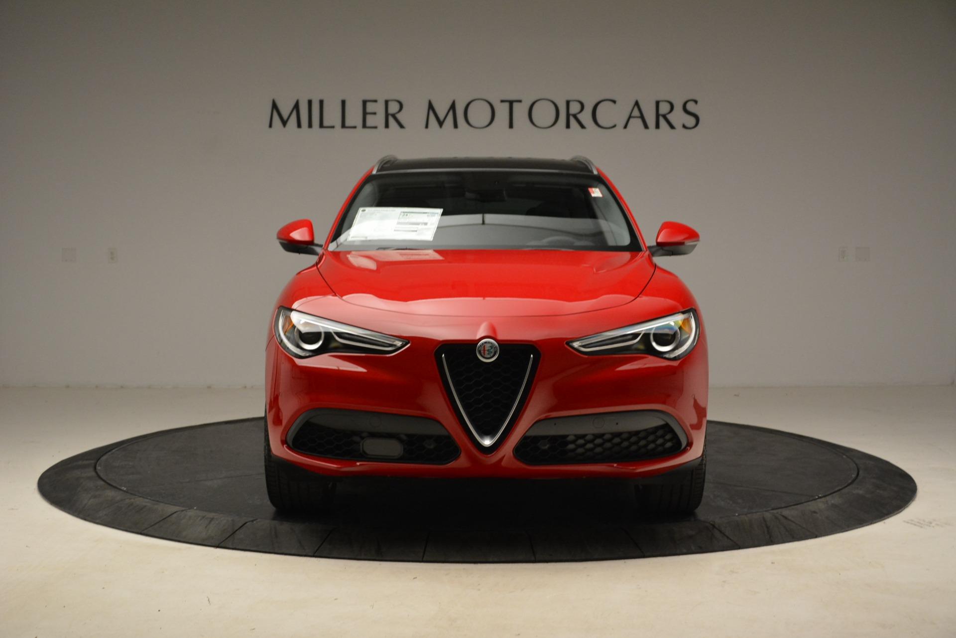 New 2018 Alfa Romeo Stelvio Ti Q4 For Sale In Greenwich, CT 1776_p12