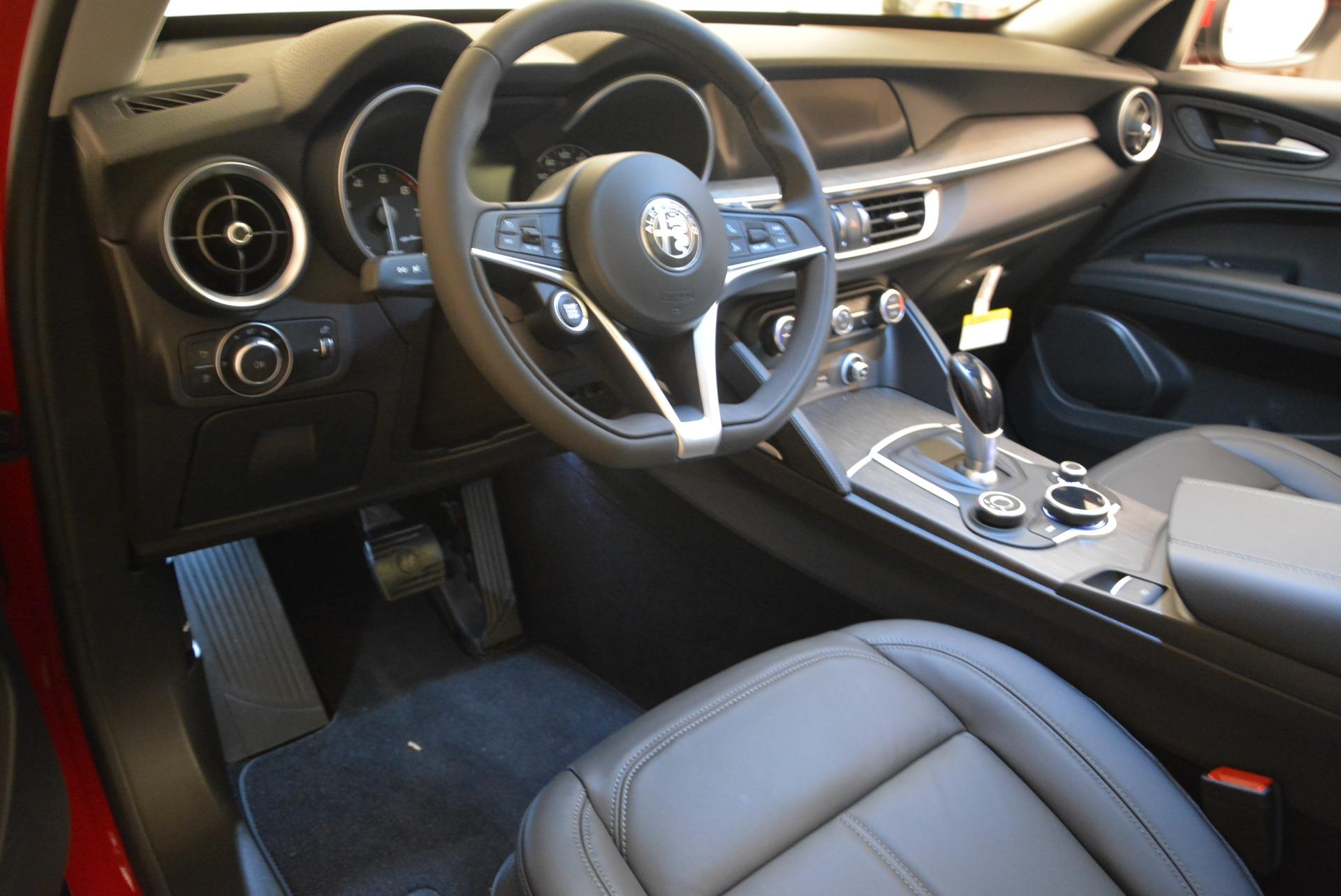 New 2018 Alfa Romeo Stelvio Ti Q4 For Sale In Greenwich, CT 1776_p13