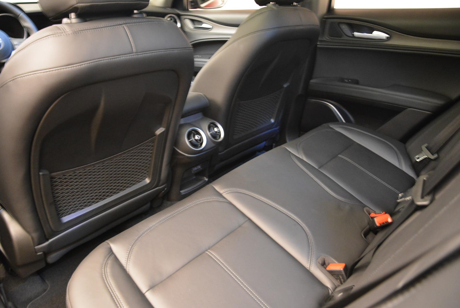 New 2018 Alfa Romeo Stelvio Ti Q4 For Sale In Greenwich, CT 1776_p16